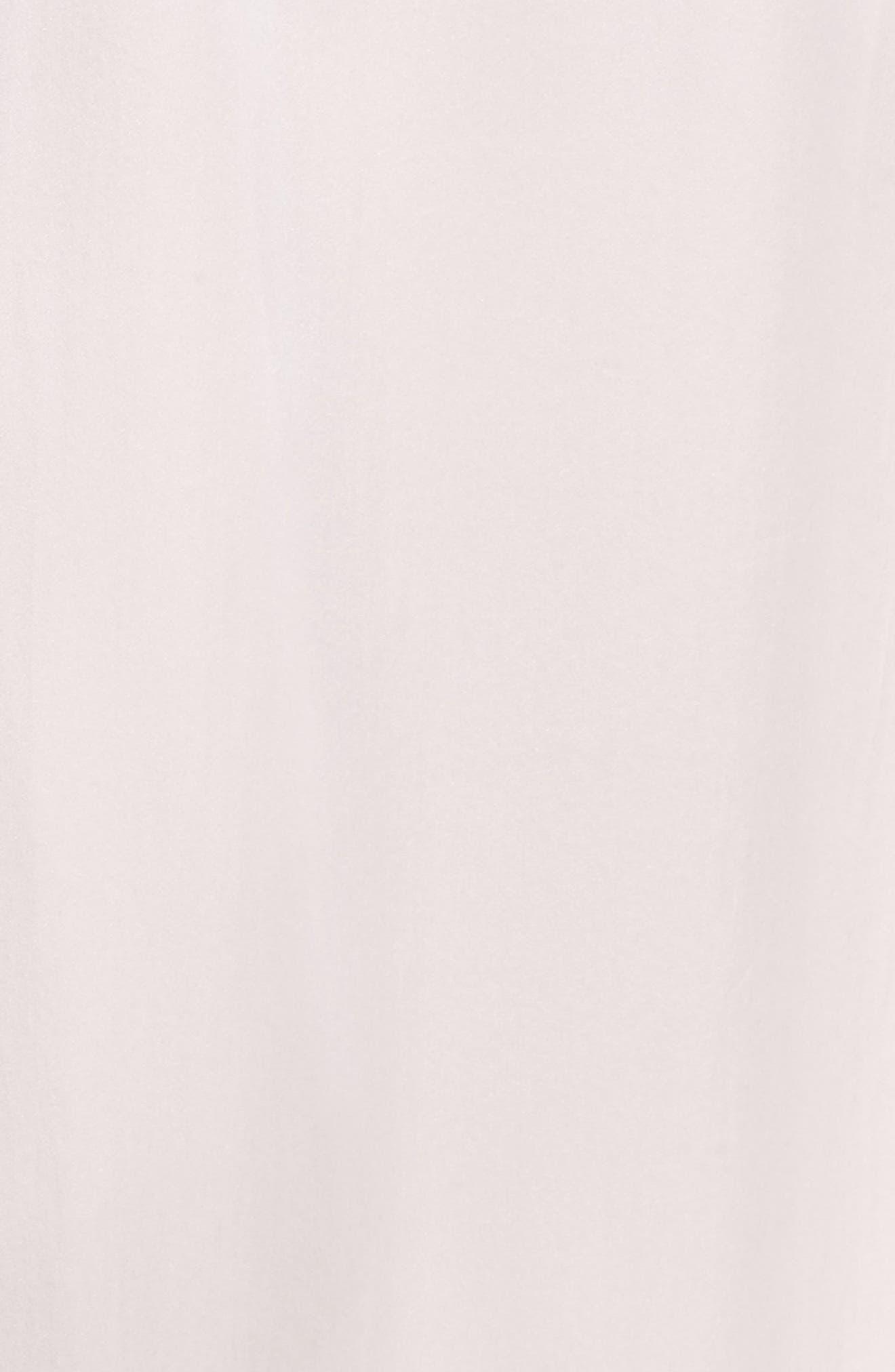 Alternate Image 6  - Papinelle Silk Robe