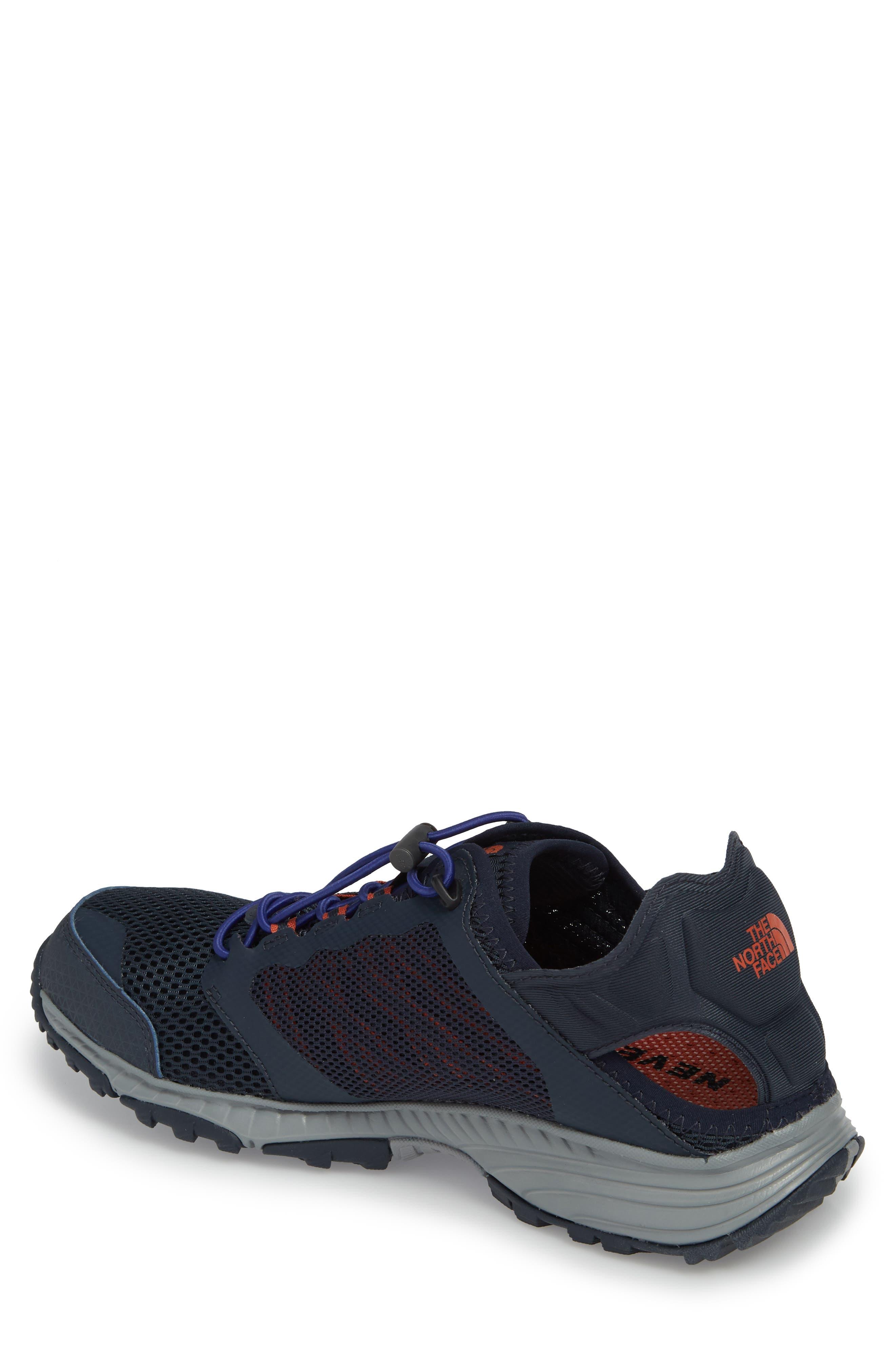 Litewave Amphibious II Collapsible Sneaker,                             Alternate thumbnail 2, color,                             Urban Navy/ Brit Blue