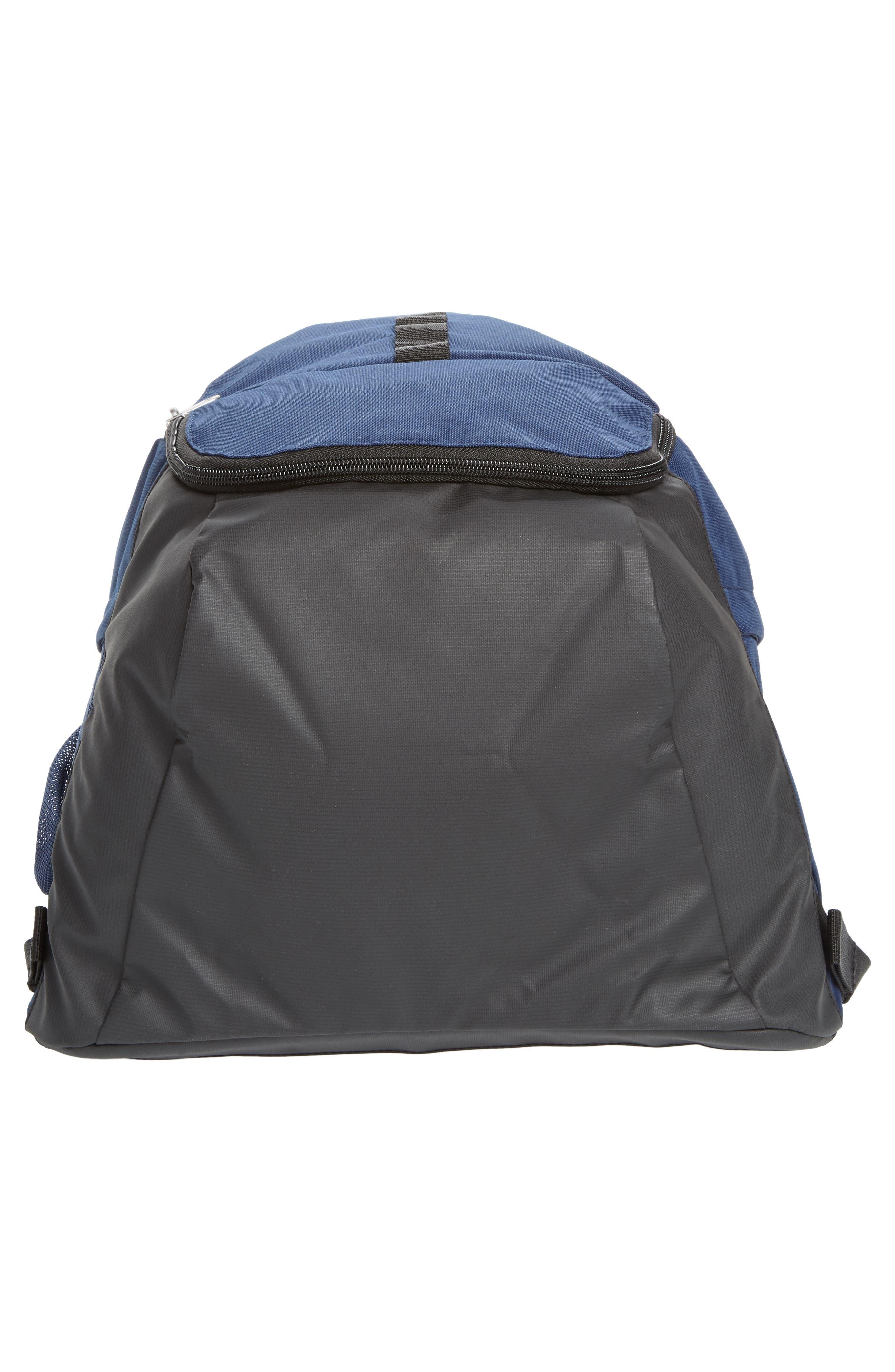 Club Team Backpack,                             Alternate thumbnail 5, color,                             Midnight Navy/ Black/ White