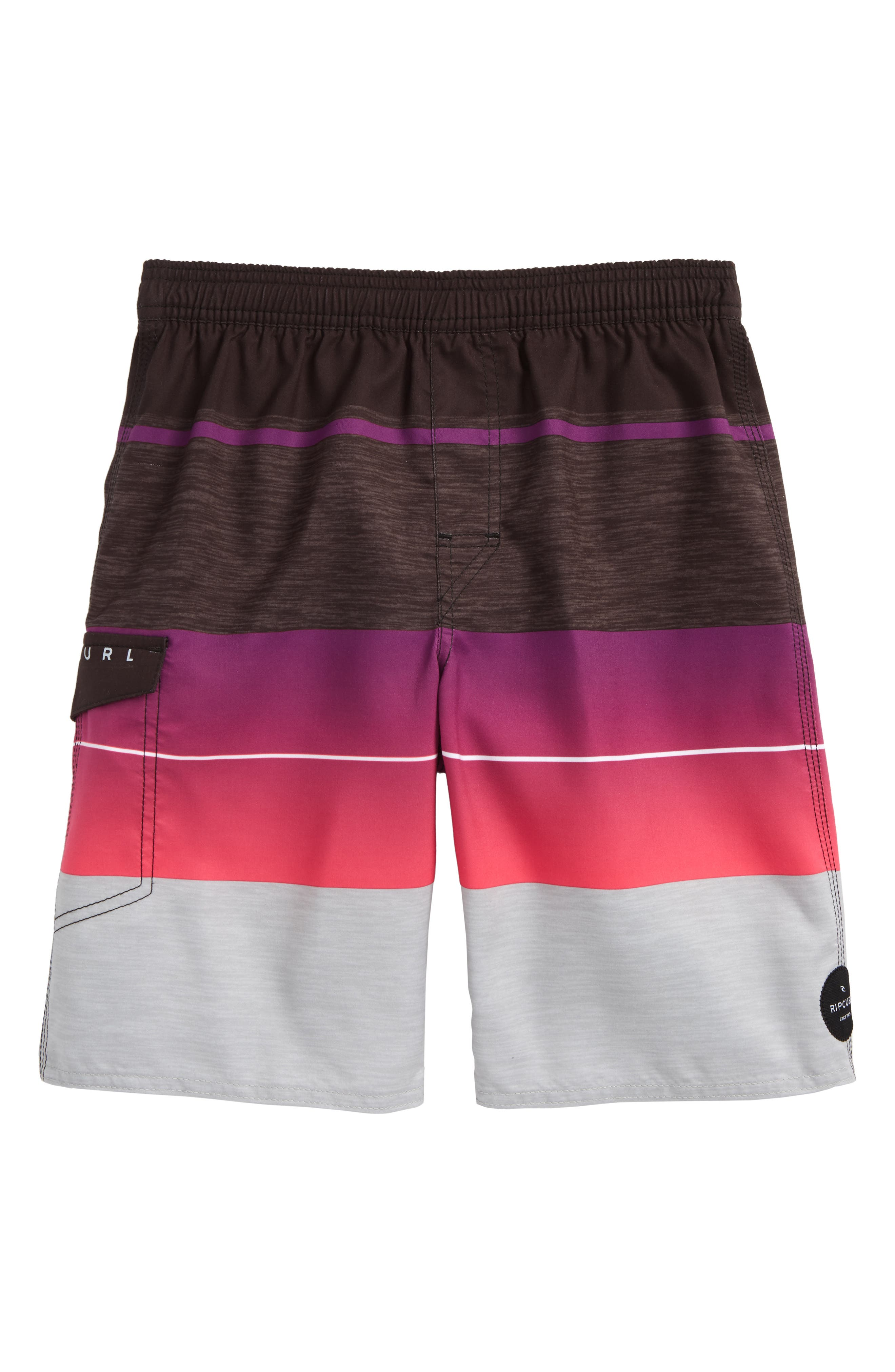 Eclipse Volley Shorts,                         Main,                         color, Pink