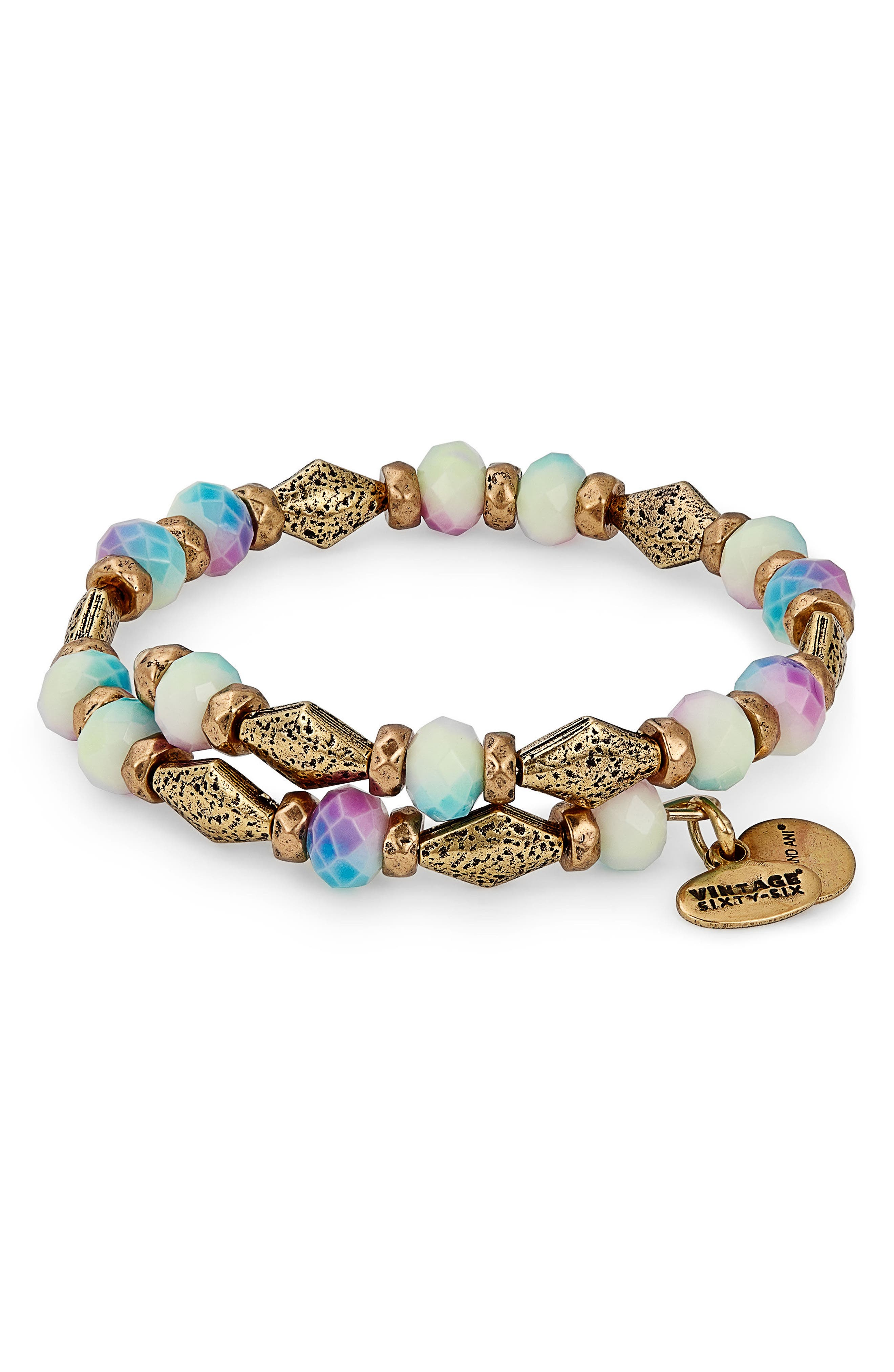 Alex and Ani Islander Wrap Bracelet