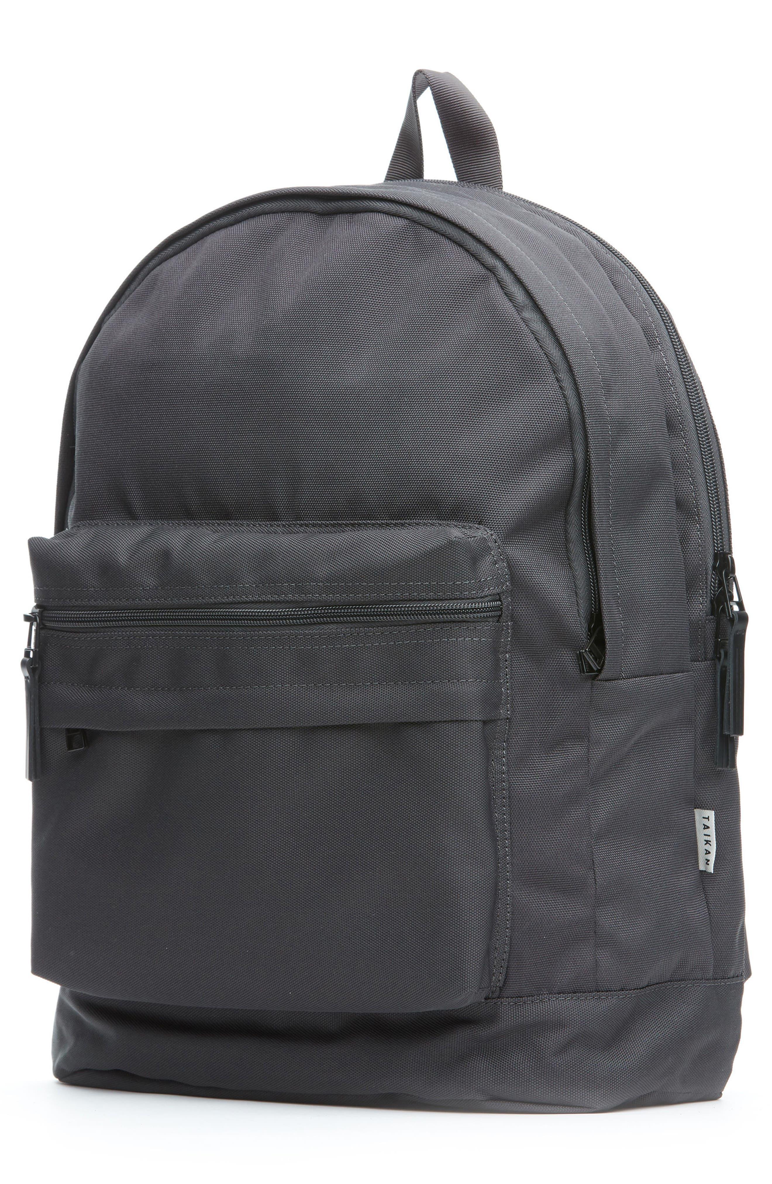 Lancer Backpack,                             Alternate thumbnail 4, color,                             Charcoal