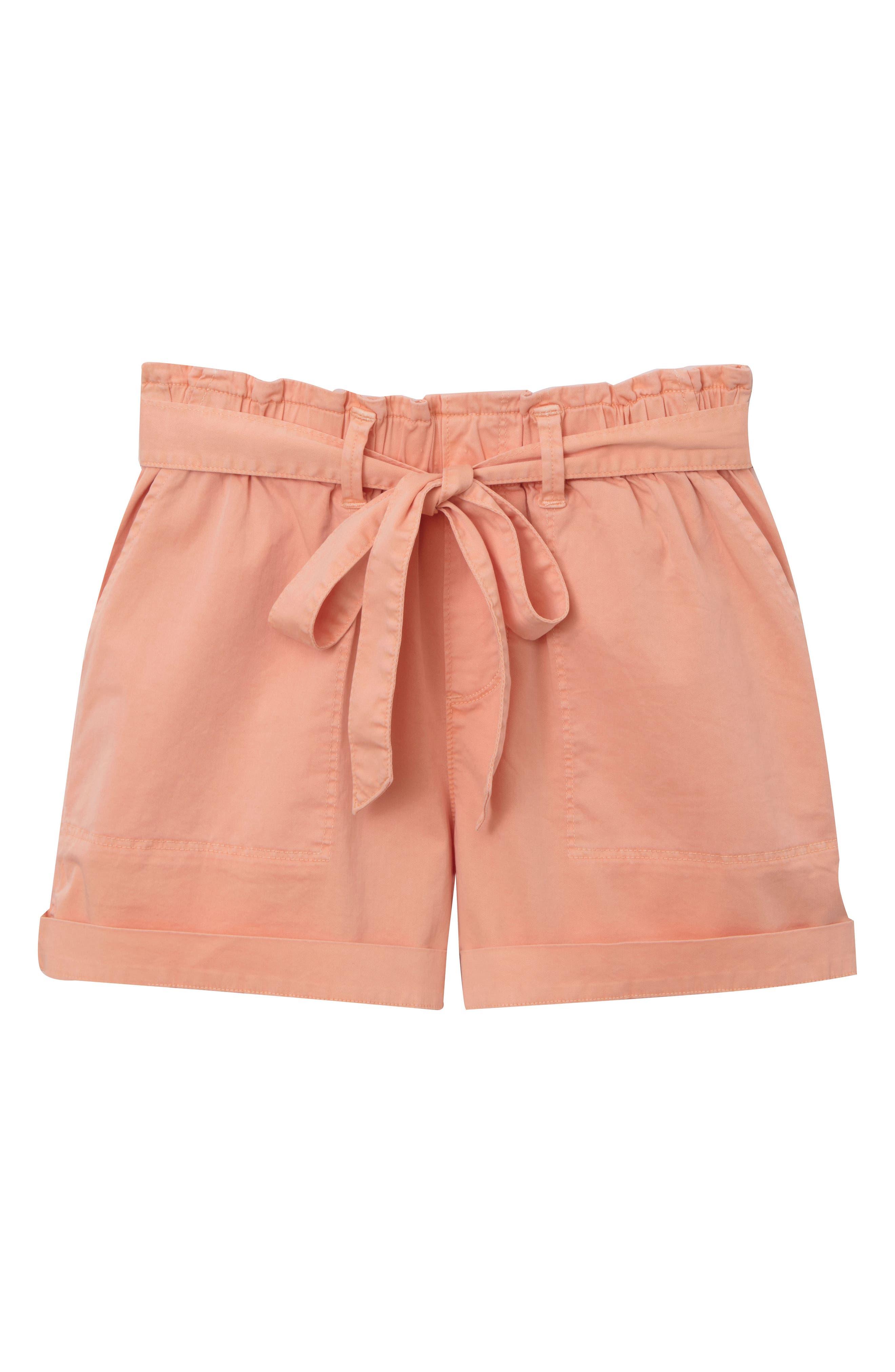 Daydreamer Shorts,                             Alternate thumbnail 5, color,                             Washed Papaya