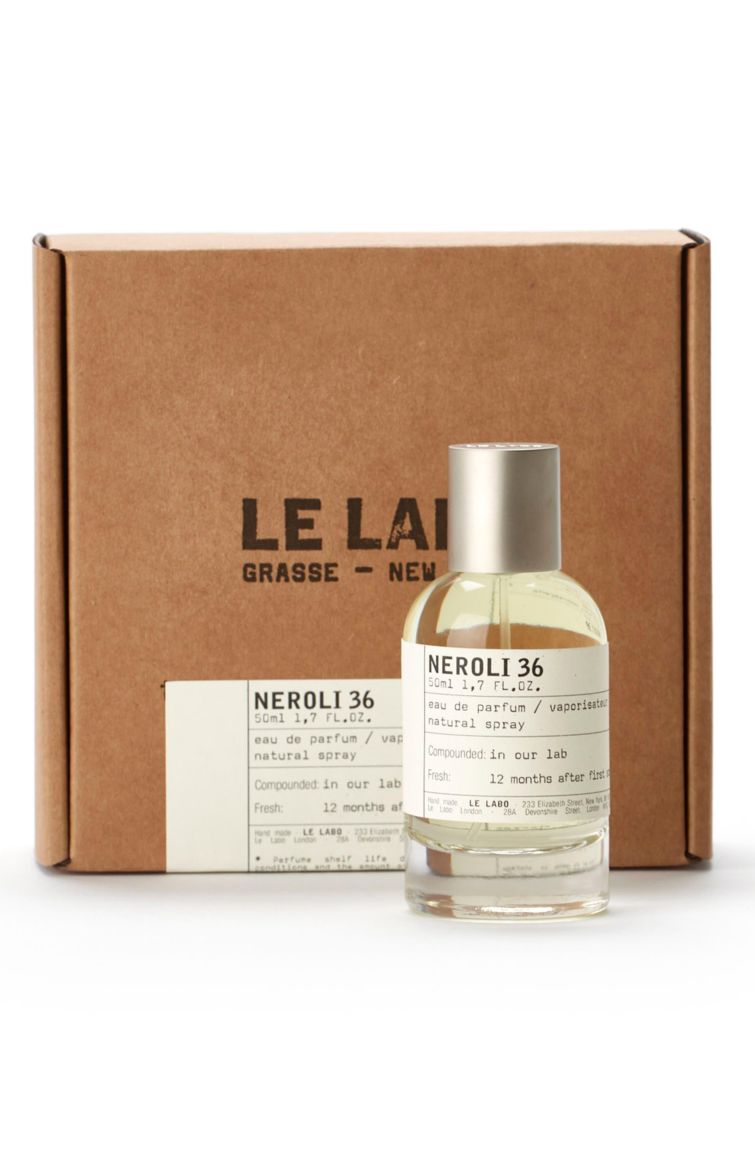 'Neroli 36' Eau de Parfum,                             Alternate thumbnail 4, color,                             No Color