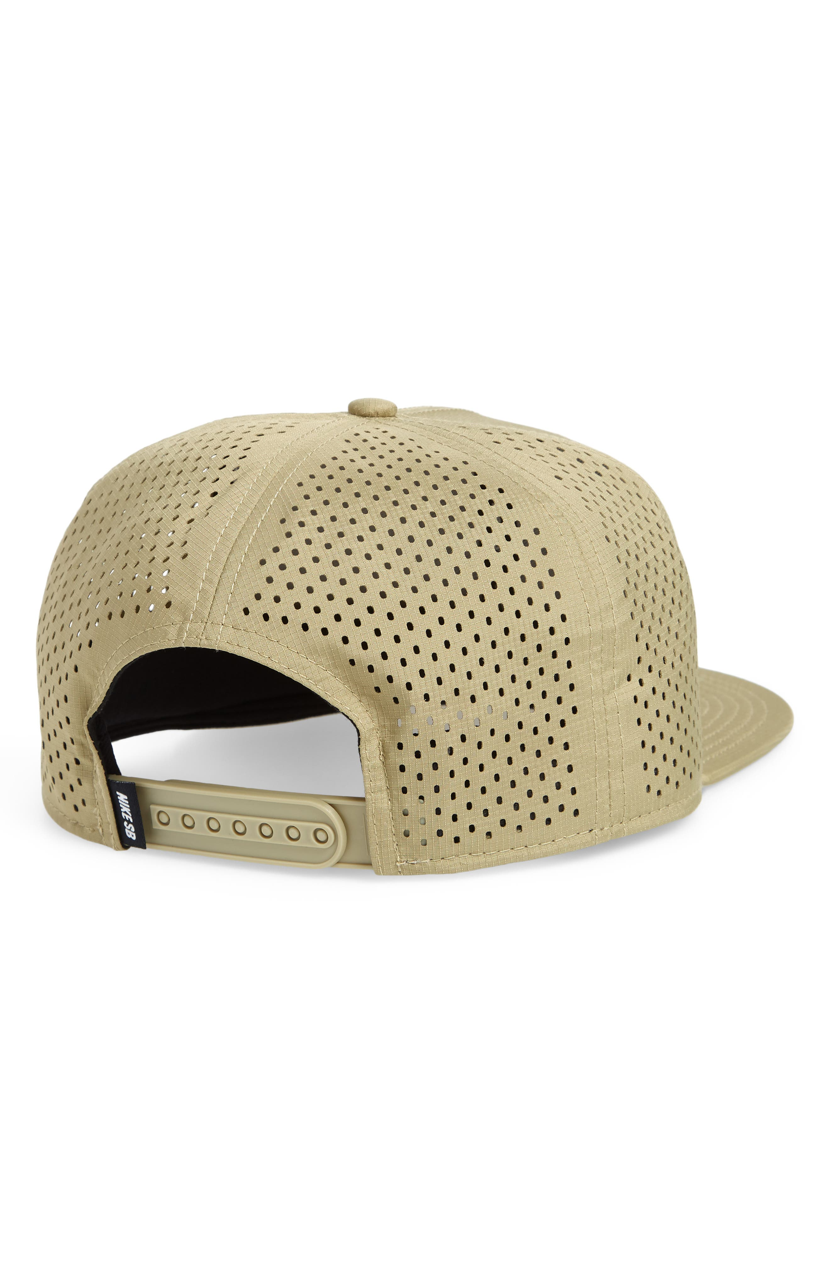 Performance Trucker Hat,                             Alternate thumbnail 2, color,                             Neutral Olive/ Olive/ Sequoia