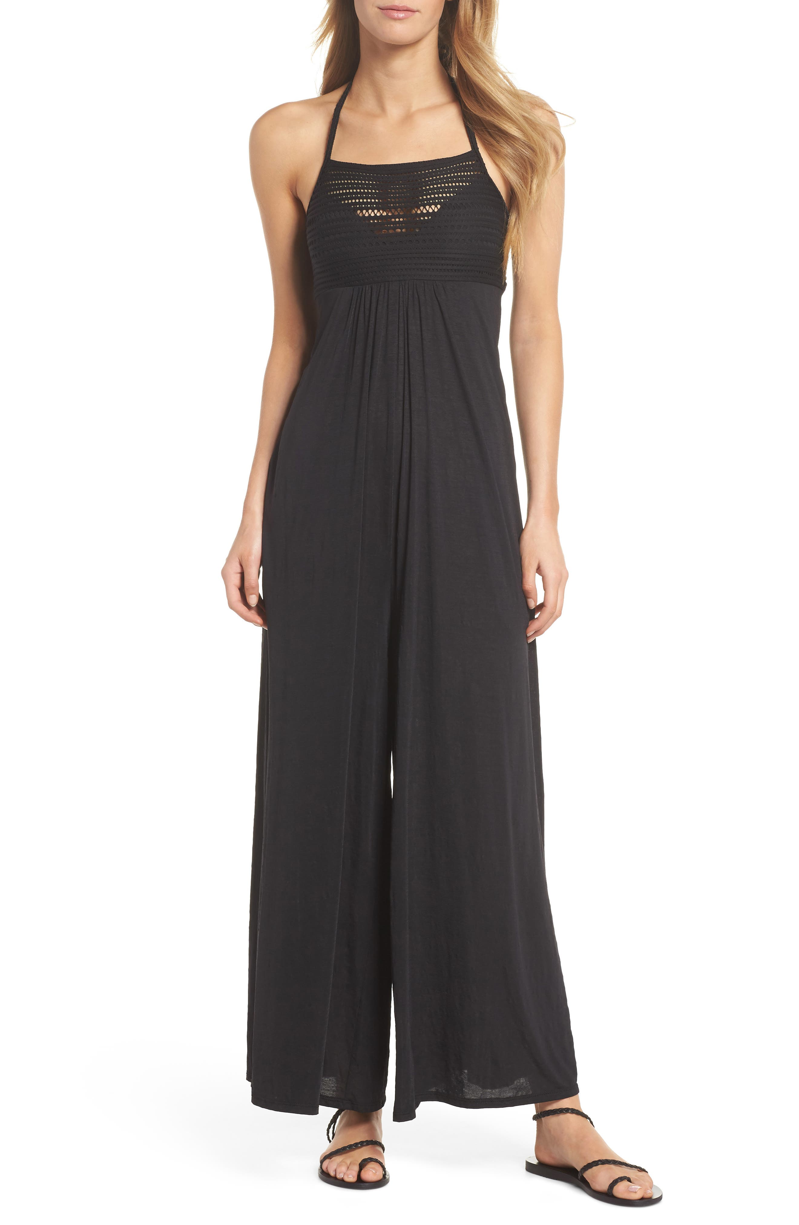 Robin Piccone Perla Cover-Up Jumpsuit