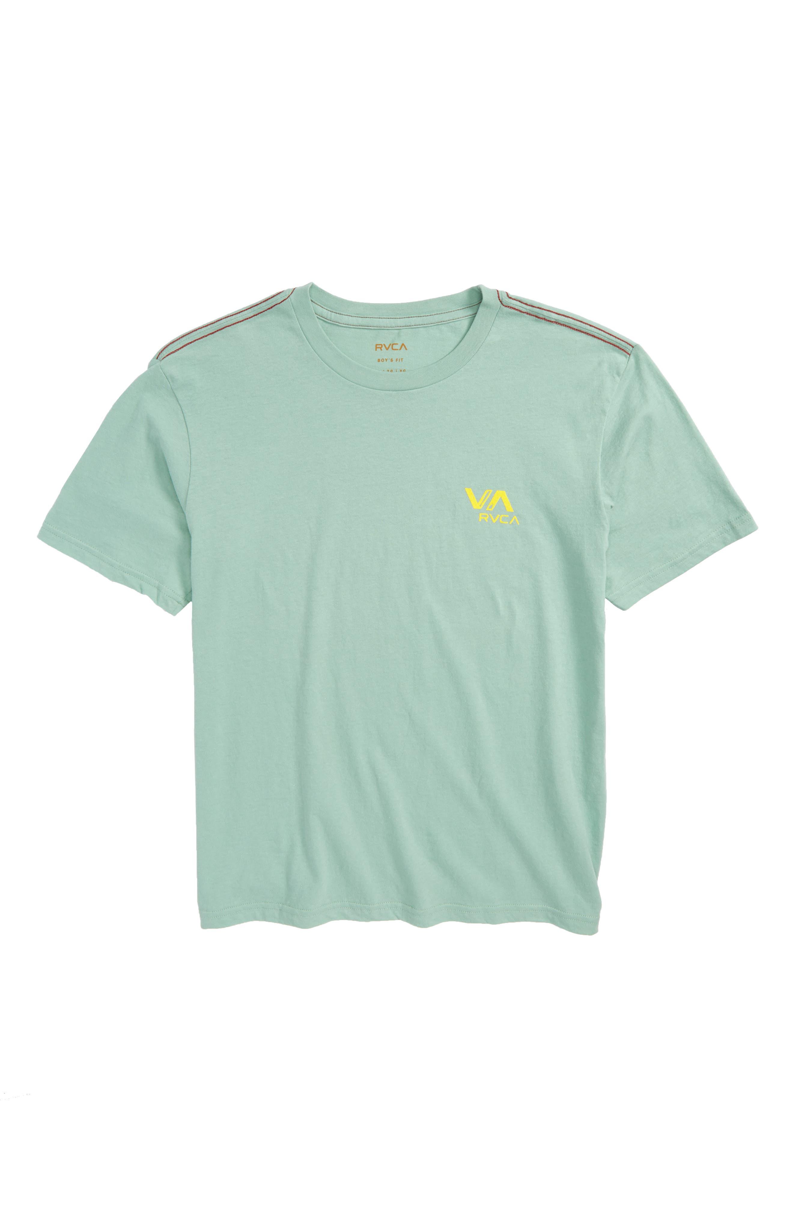RVCA VA Ink T-Shirt (Big Boys)