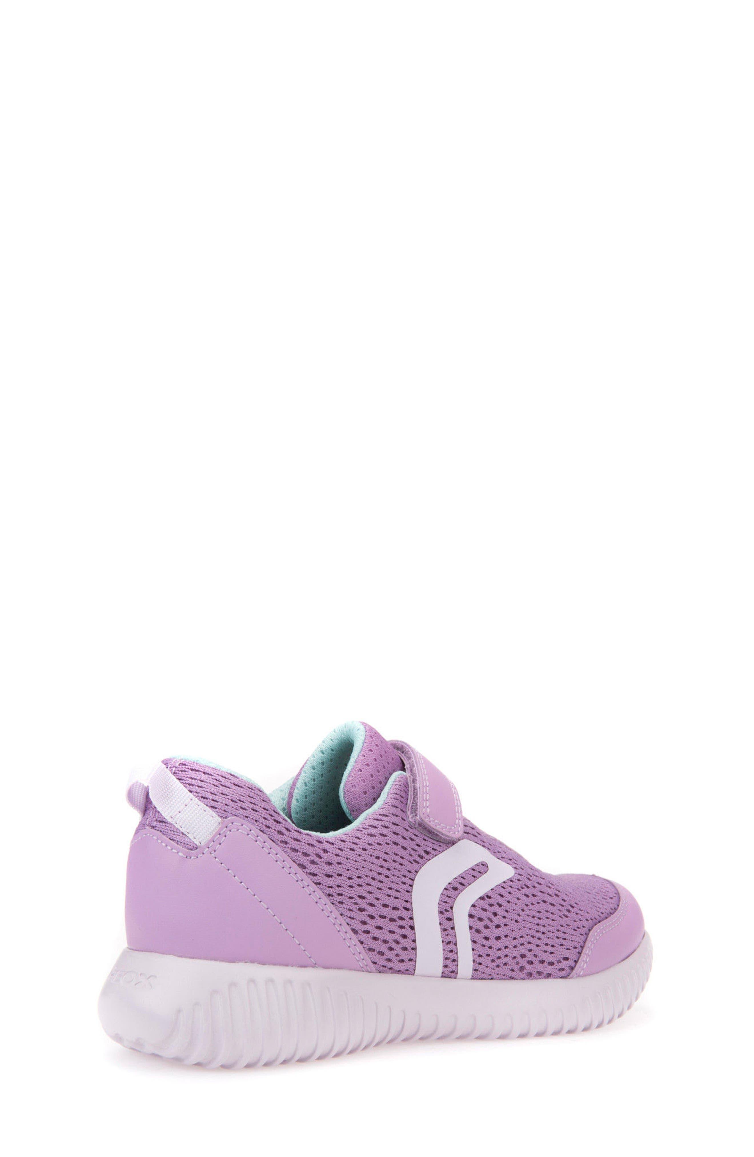Waviness Sneaker,                             Alternate thumbnail 2, color,                             Lilac