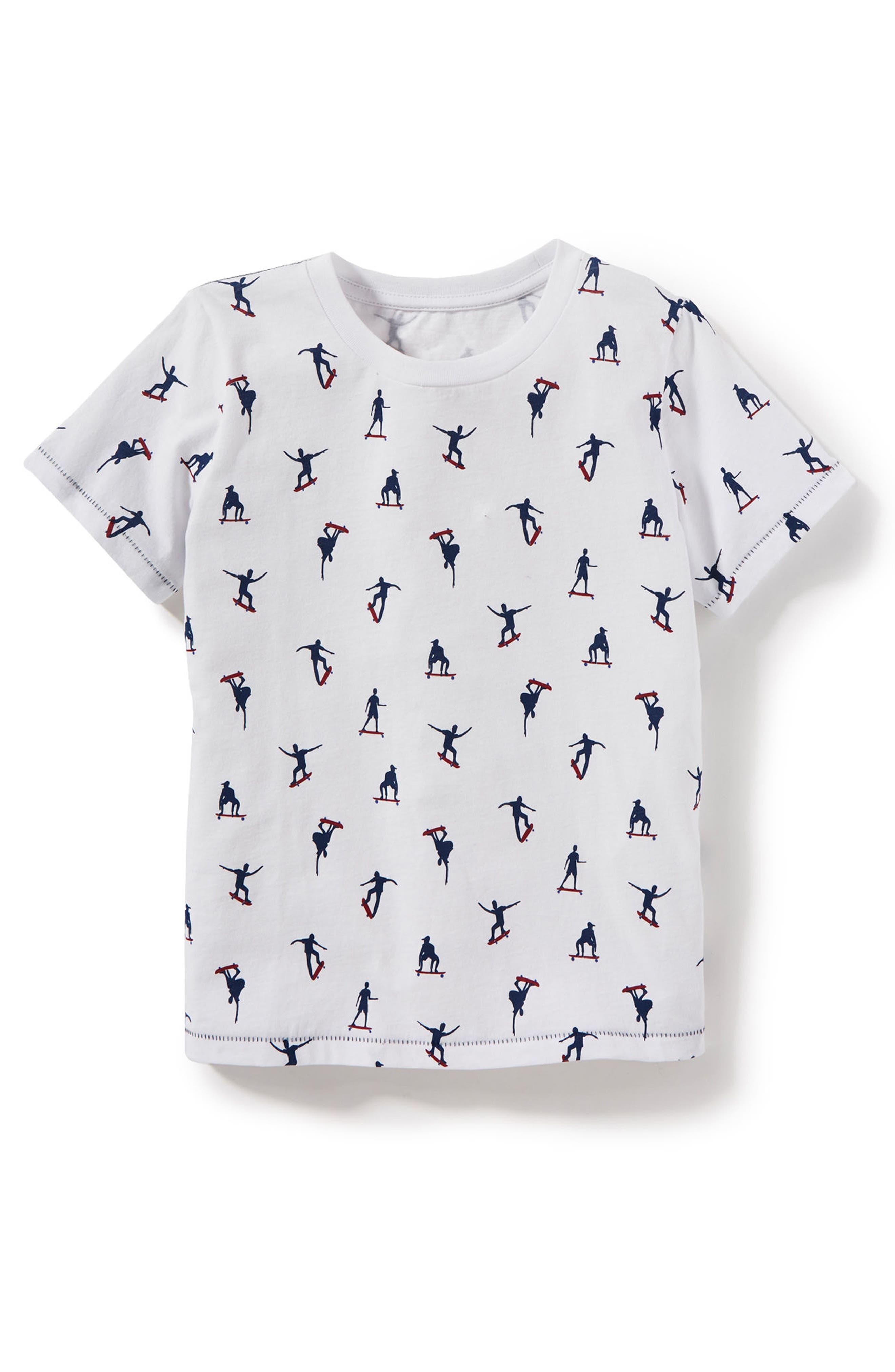Peek Skateboarder Graphic T-Shirt (Toddler Boys, Little Boys & Big Boys)