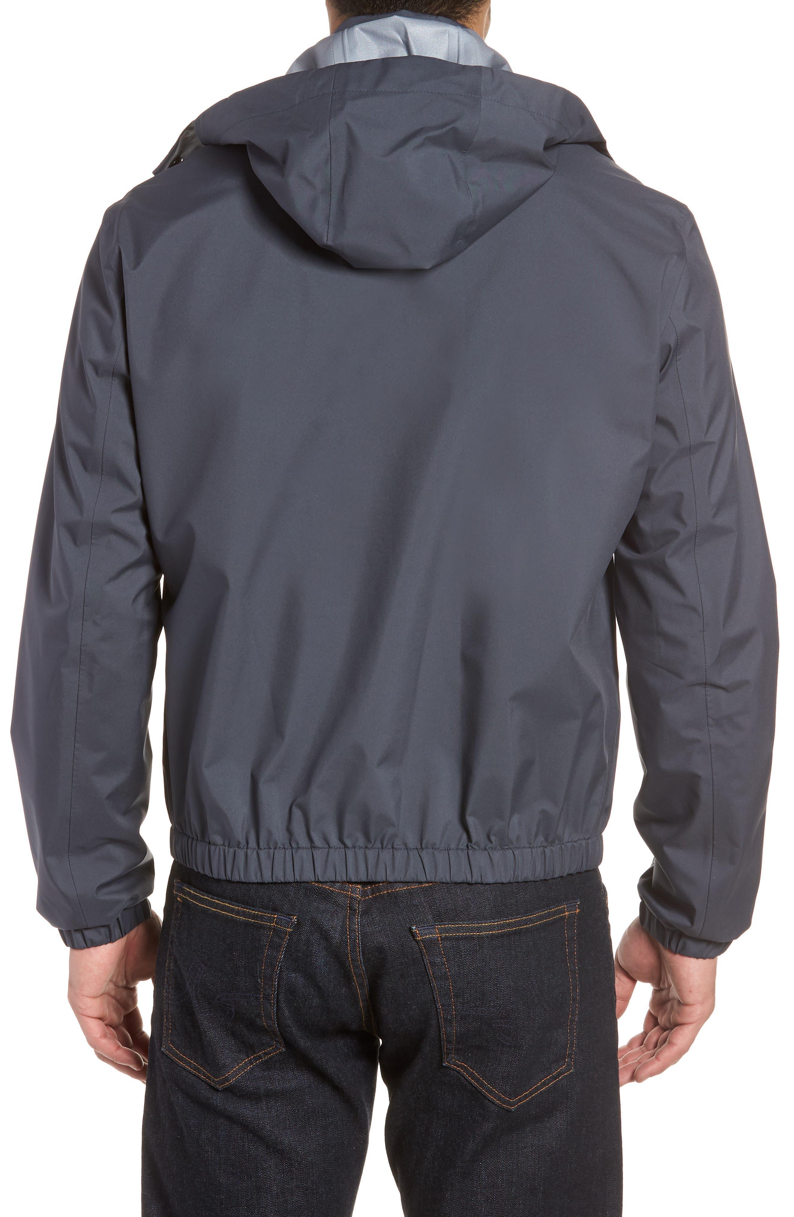 Regular Fit Jacket,                             Alternate thumbnail 2, color,                             Slate