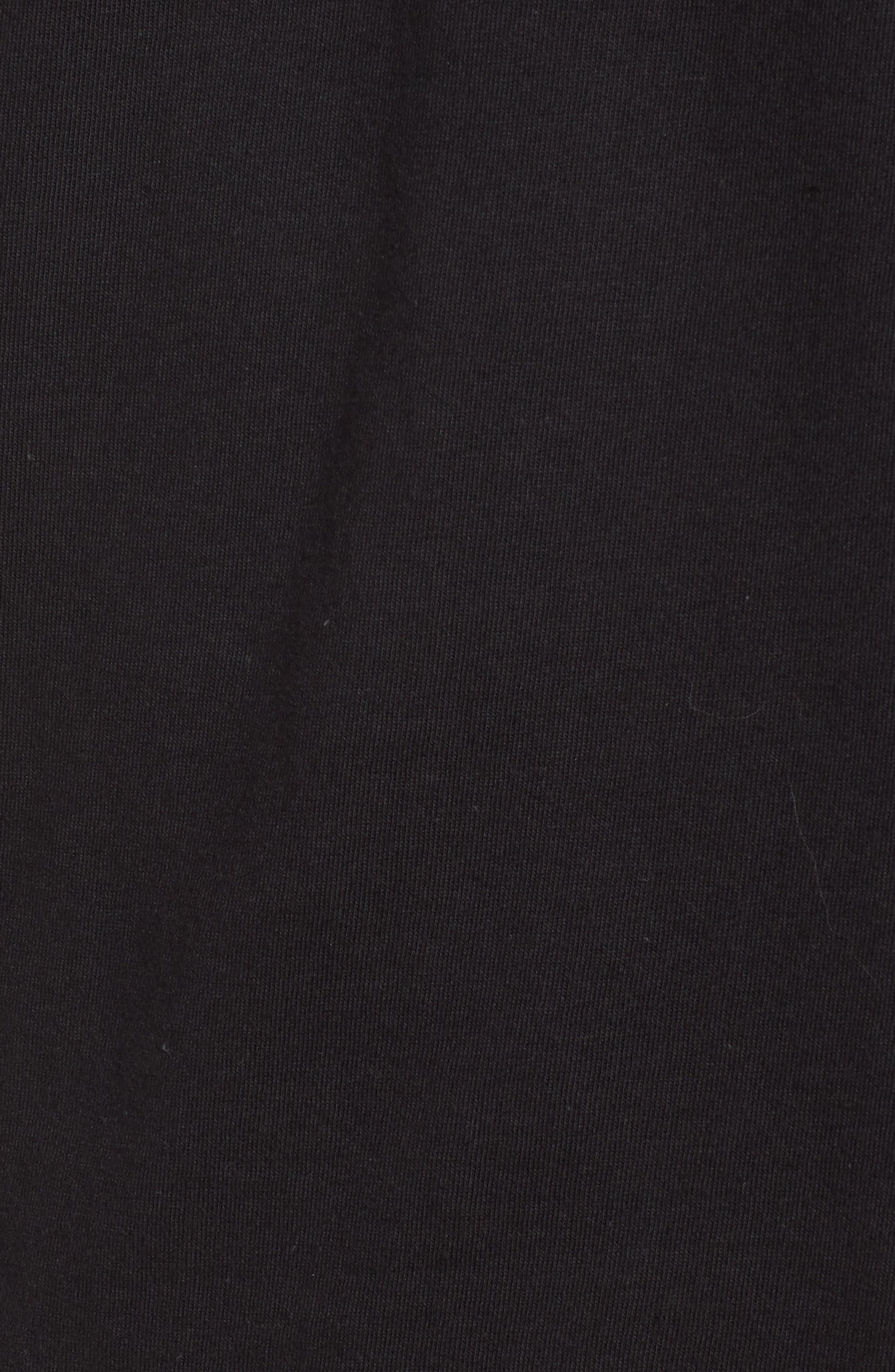 Swingers Saloon T-Shirt,                             Alternate thumbnail 5, color,                             Black