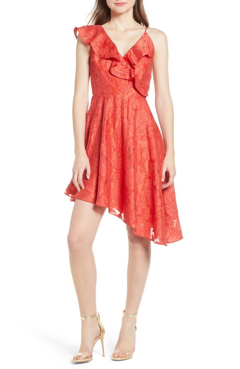 Radar Asymmetric Dress