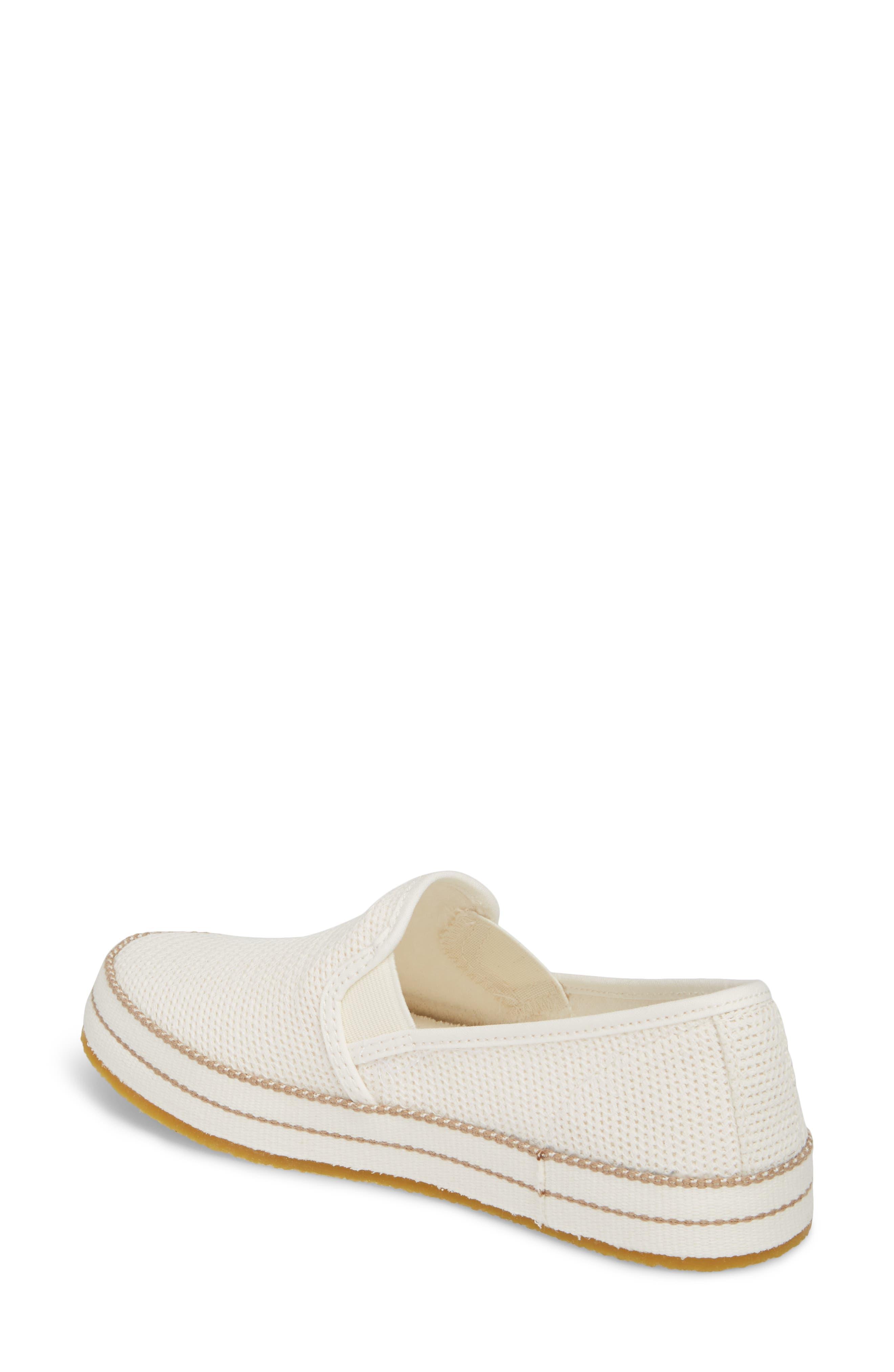 Bren Slip-On Sneaker,                             Alternate thumbnail 2, color,                             Natural