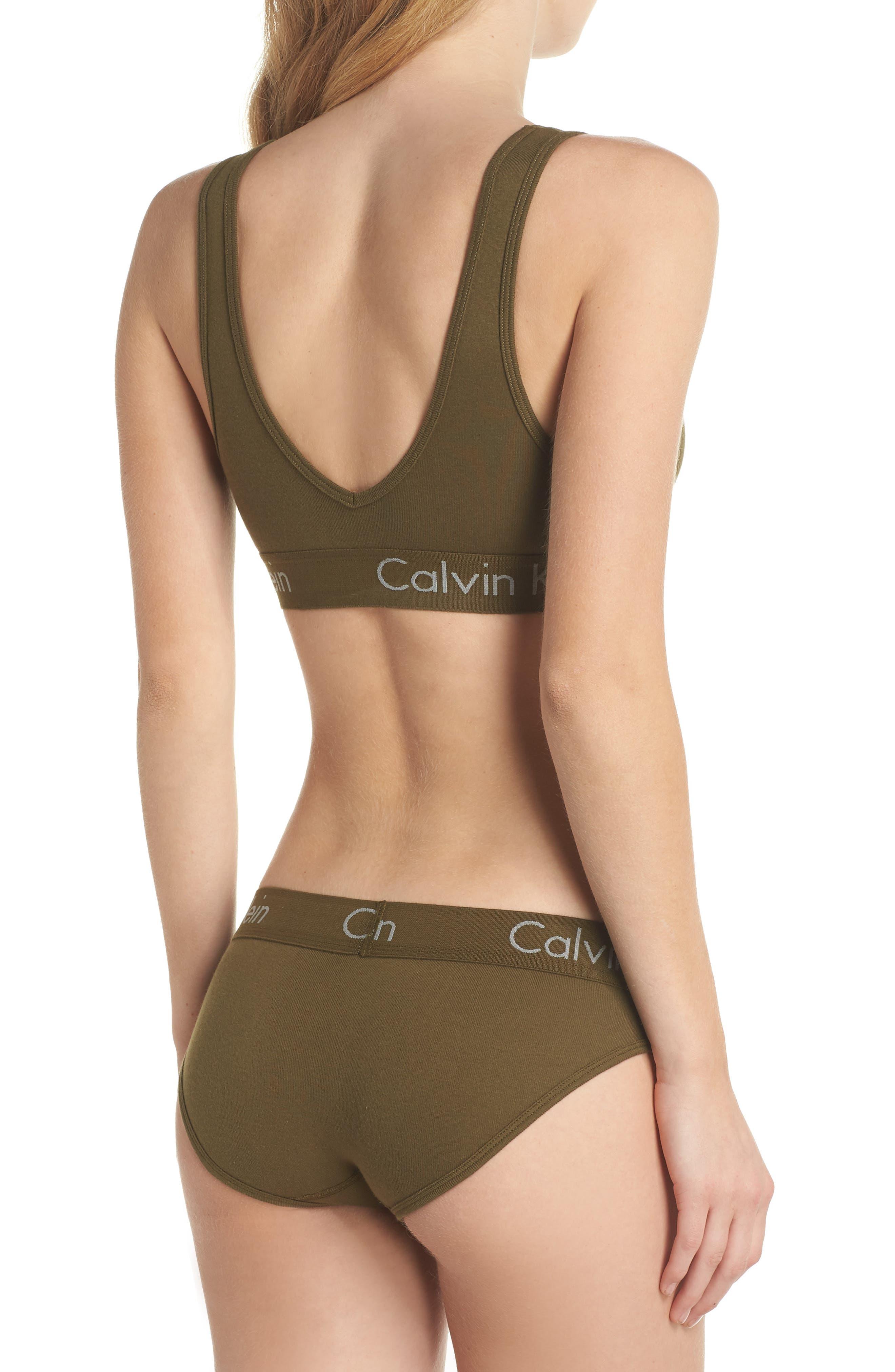 Alternate Image 6  - Calvin Klein Body Cotton Bikini