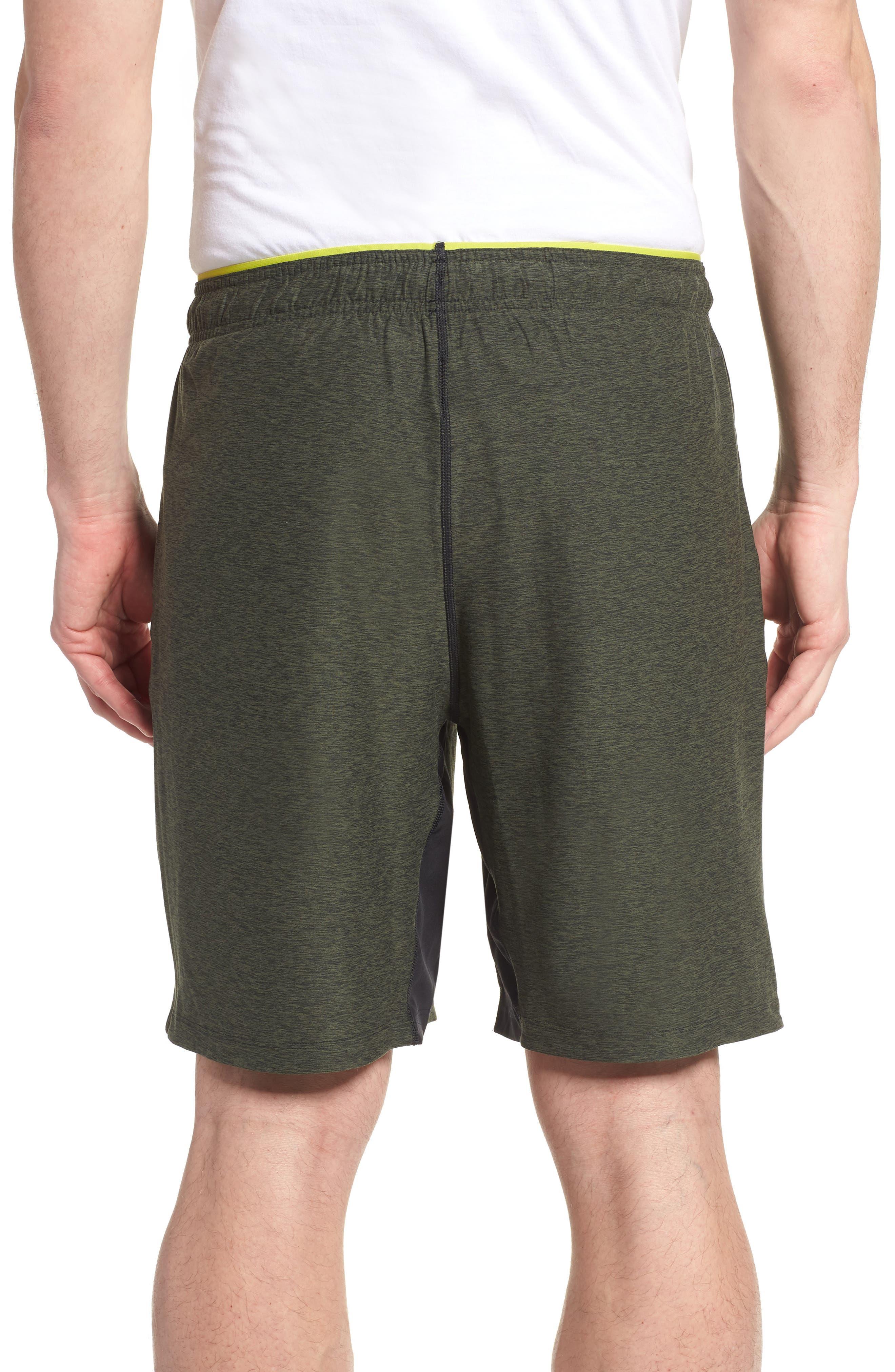 Anticipate Shorts,                             Alternate thumbnail 2, color,                             Dark Covert Green
