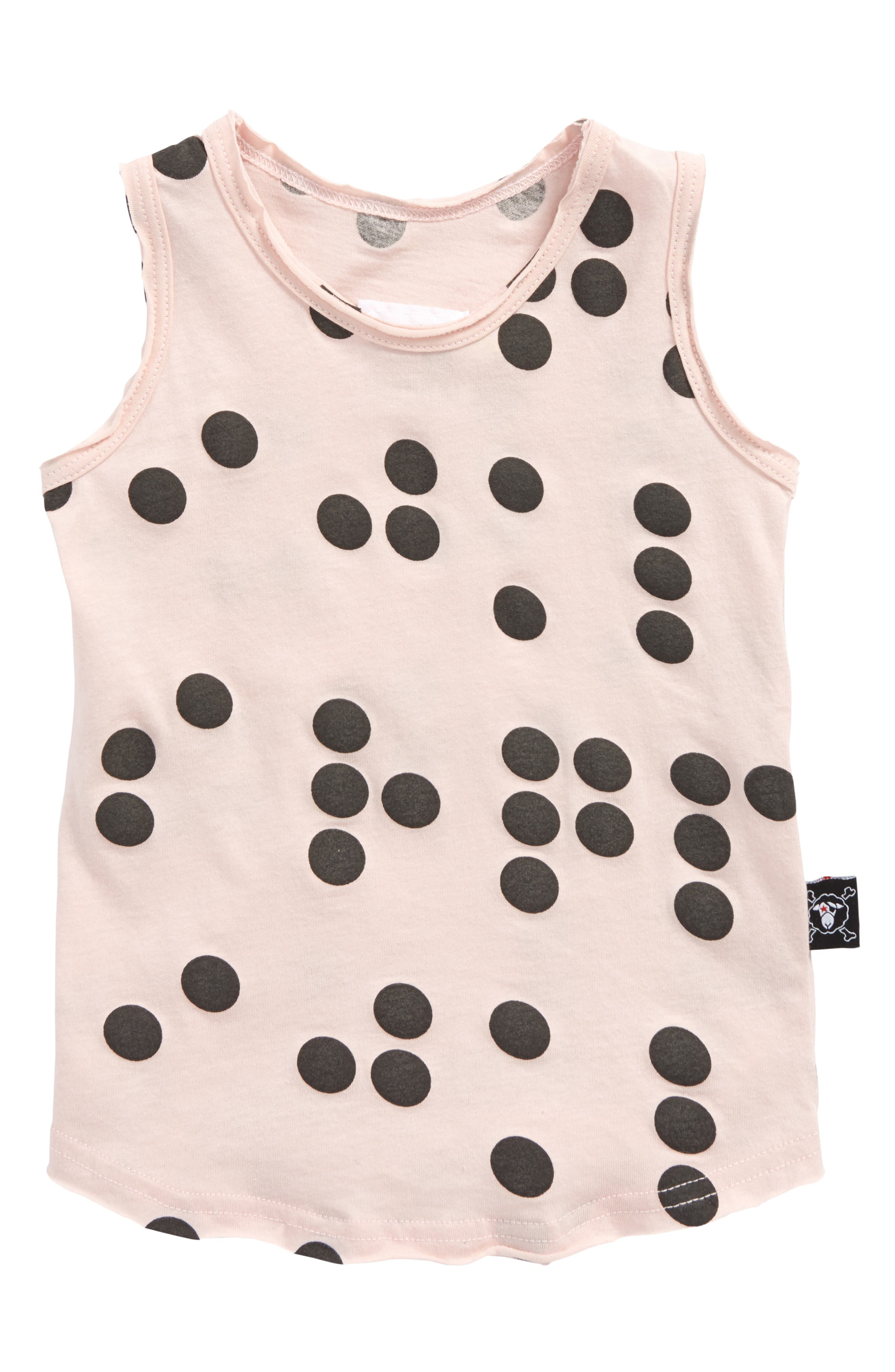 Nununu Braille Dot Tank (Baby Girls)