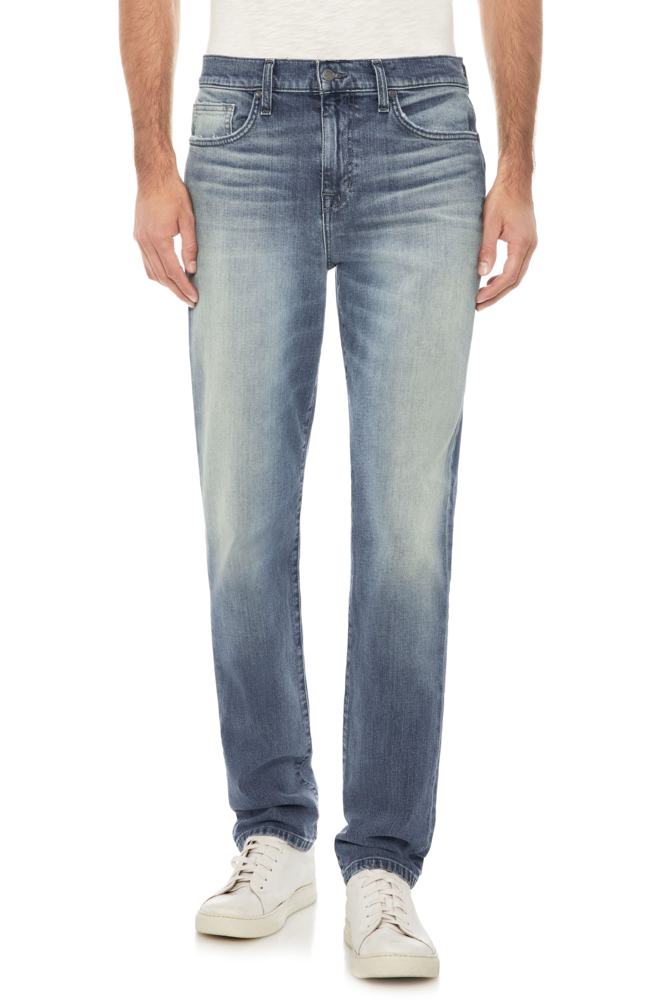 Folsom Slim Fit Jeans,                             Main thumbnail 1, color,                             Cole