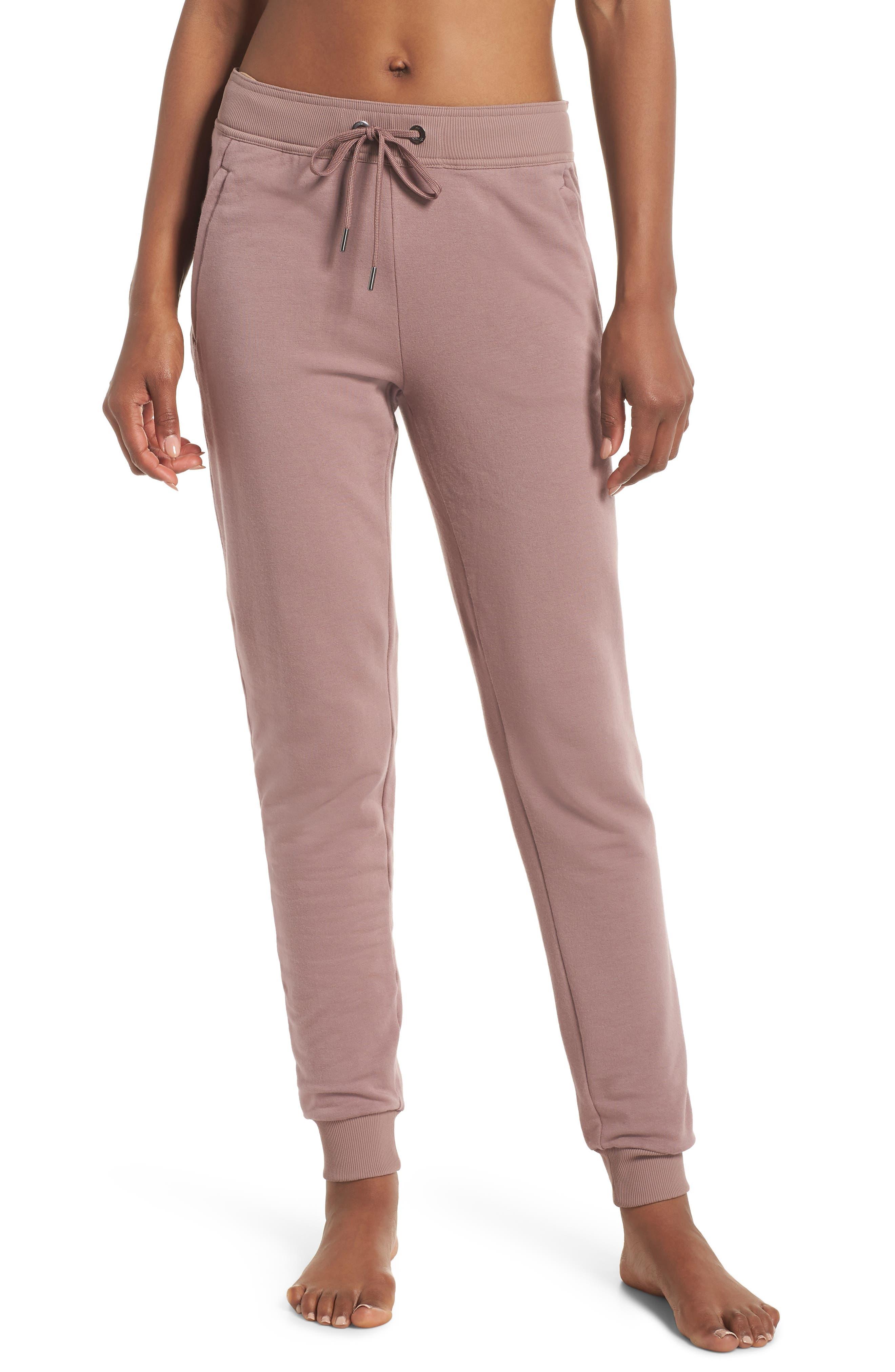 Journey Sweatpants,                         Main,                         color, Smokey Quartz