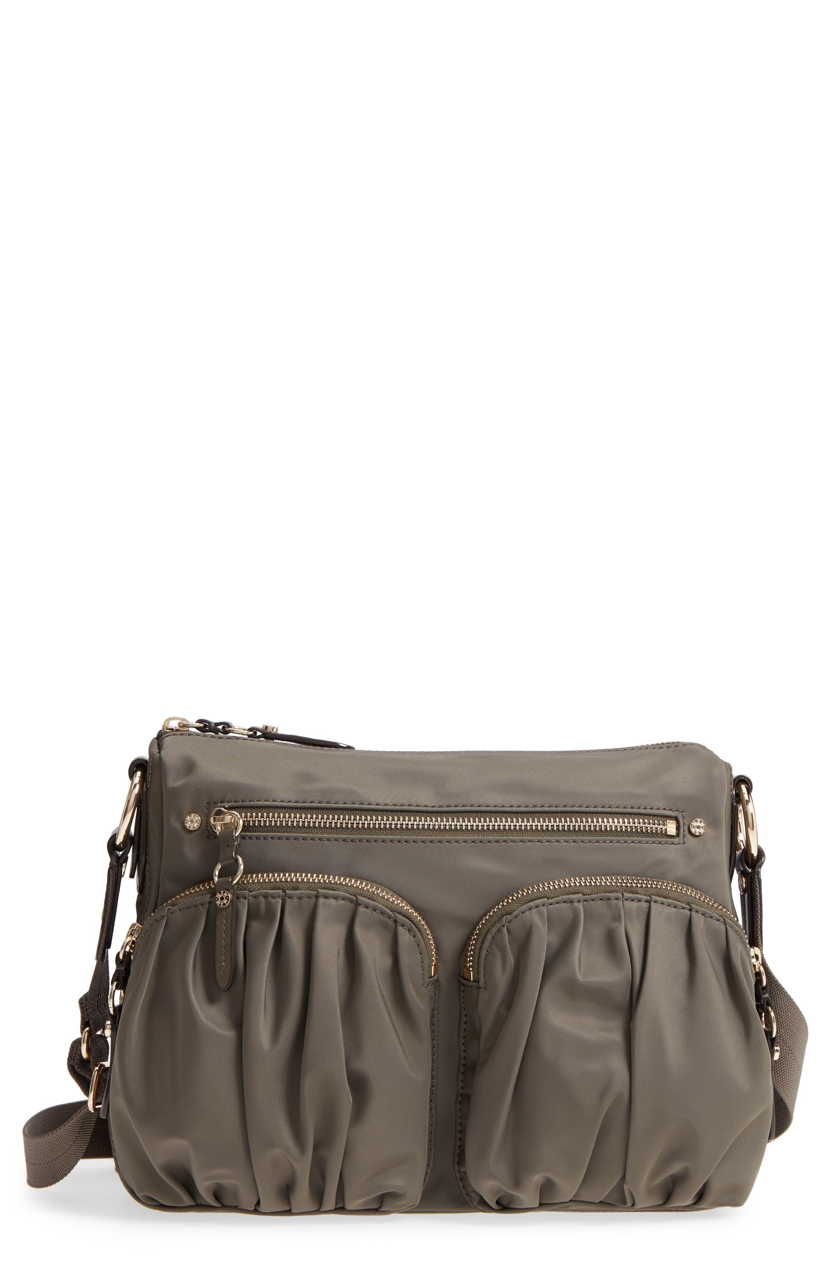Paige Crossbody Bag,                         Main,                         color, Clay