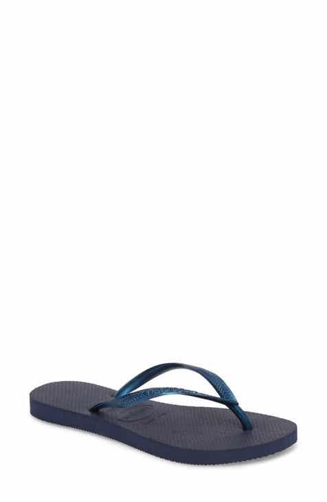 9a959ade7 Blue Havaianas Flip-Flops for Women