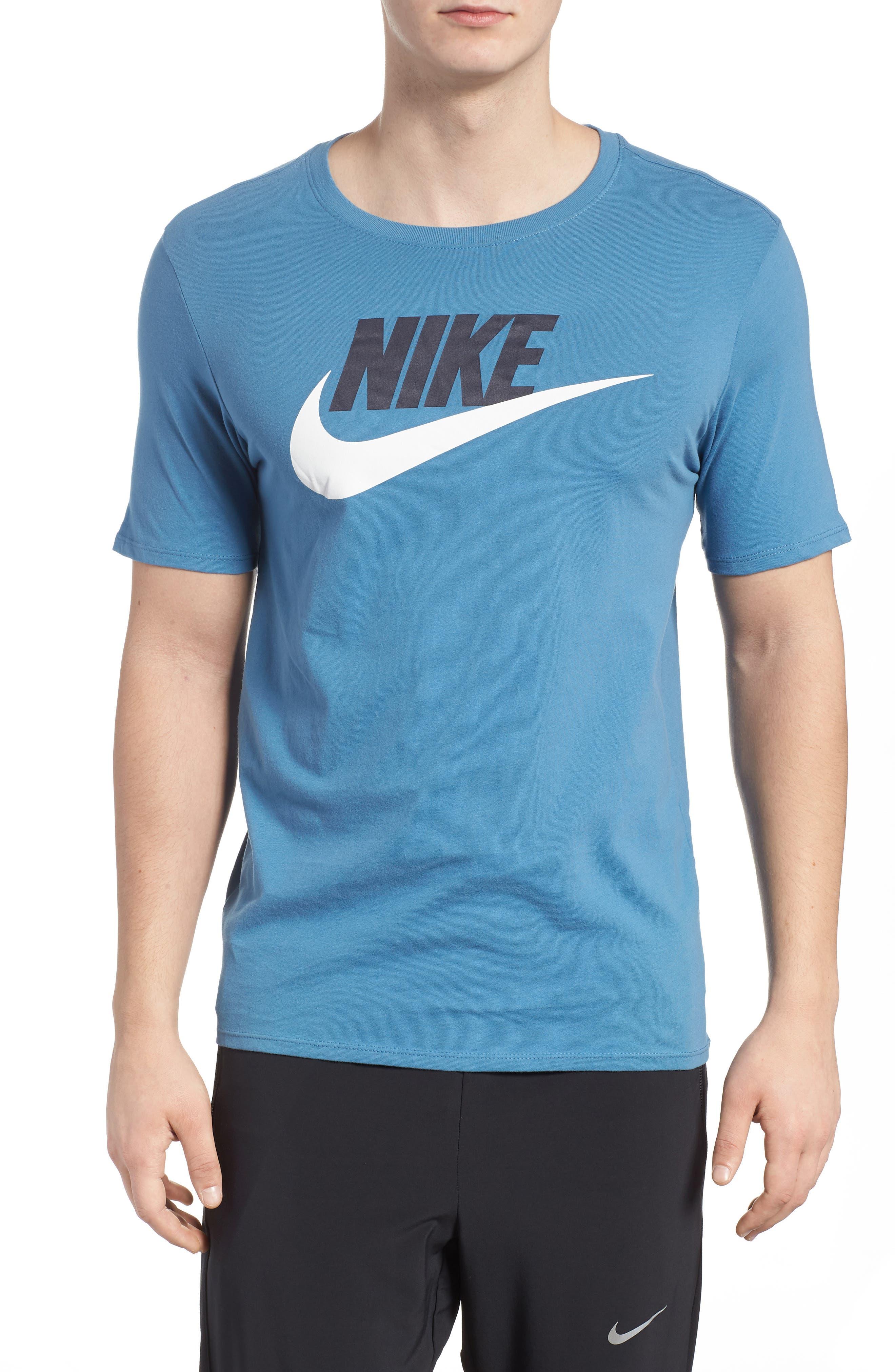 Nike 'Tee-Futura Icon' Graphic T-Shirt