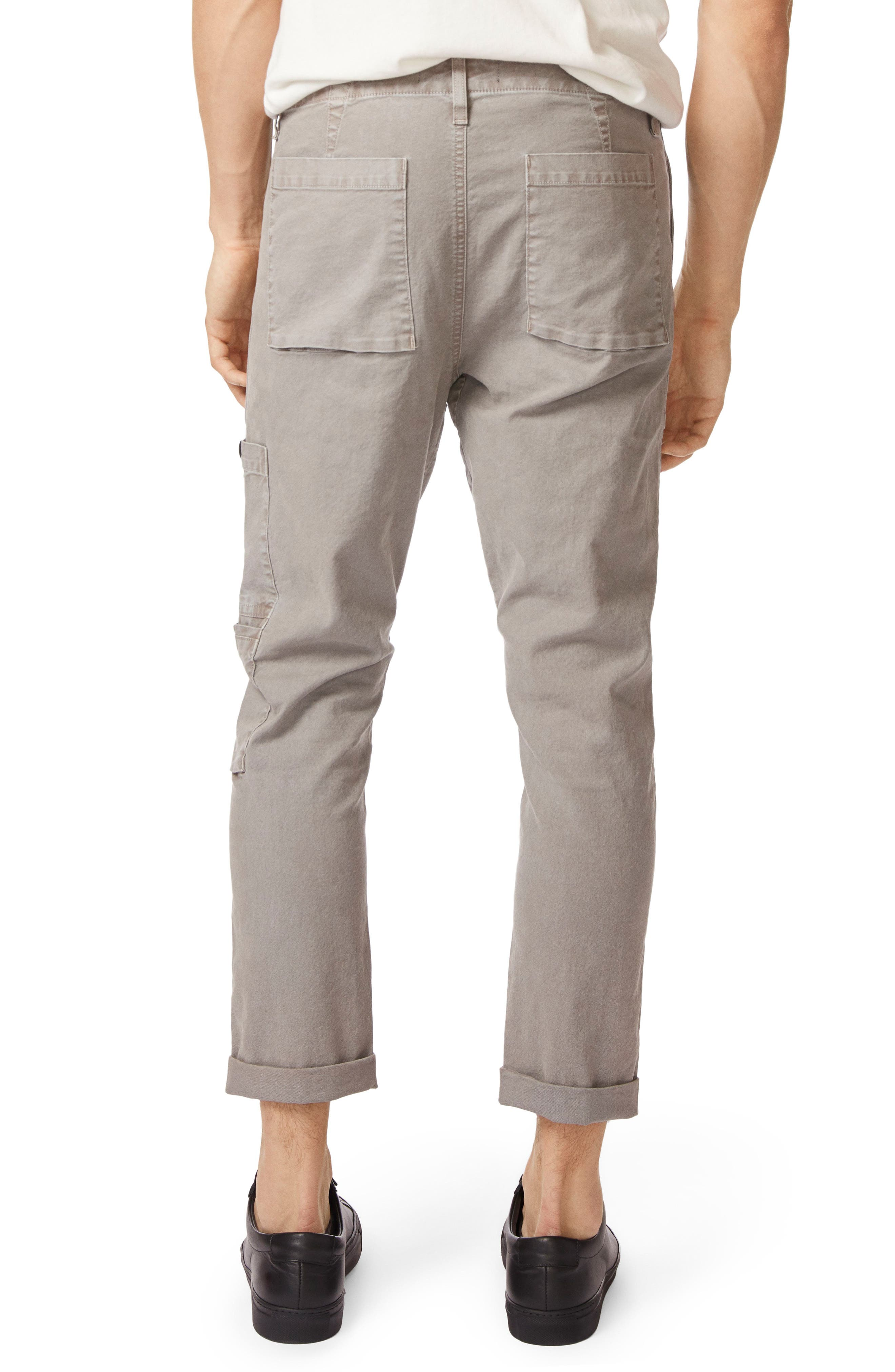 Koeficient Straight Fit Pant,                             Alternate thumbnail 2, color,                             Dull Drawi