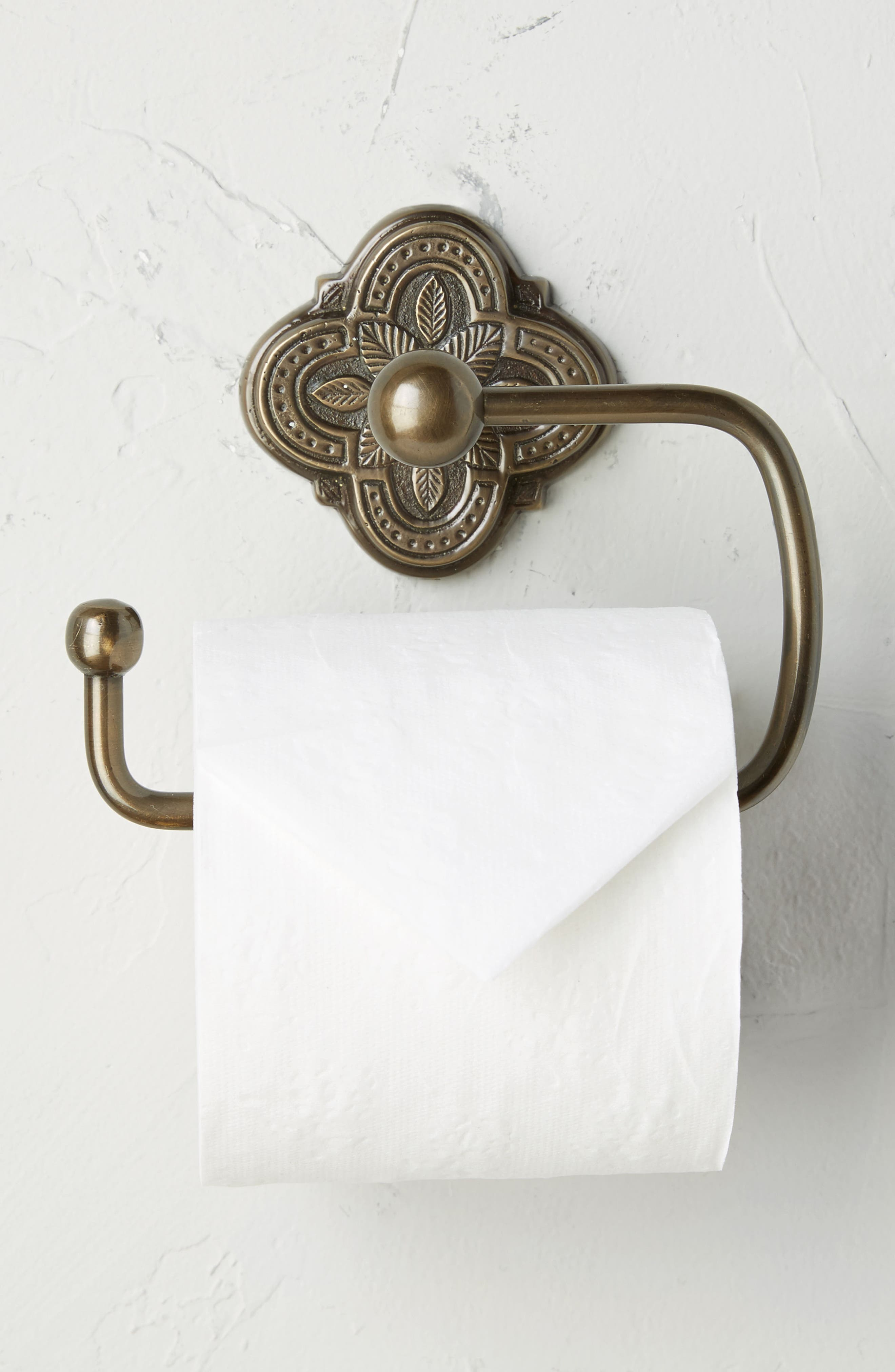 Alternate Image 4  - Anthropologie Ferriday Toilet Paper Holder