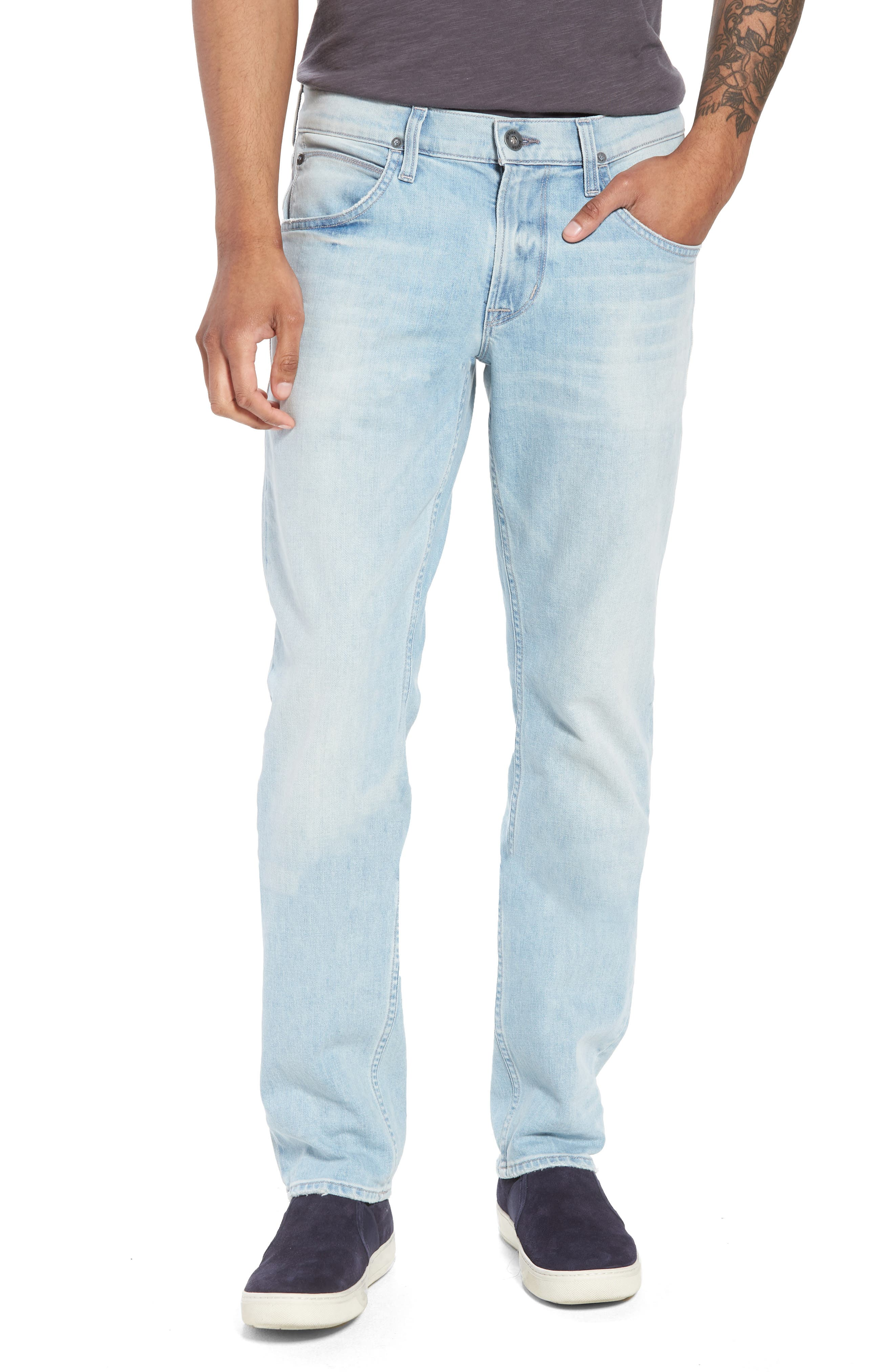 Blake Slim Fit Jeans,                             Main thumbnail 1, color,                             Rewired