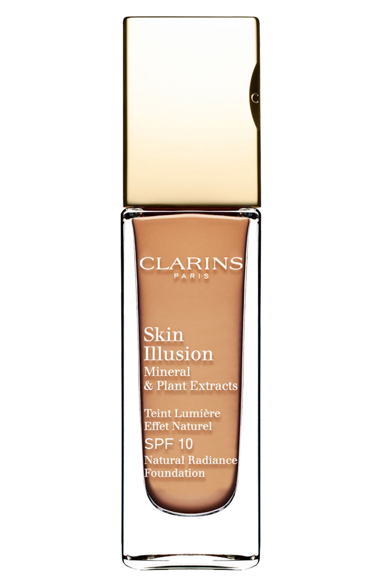 Clarins Skin Illusion Natural Radiance Foundation SPF 10