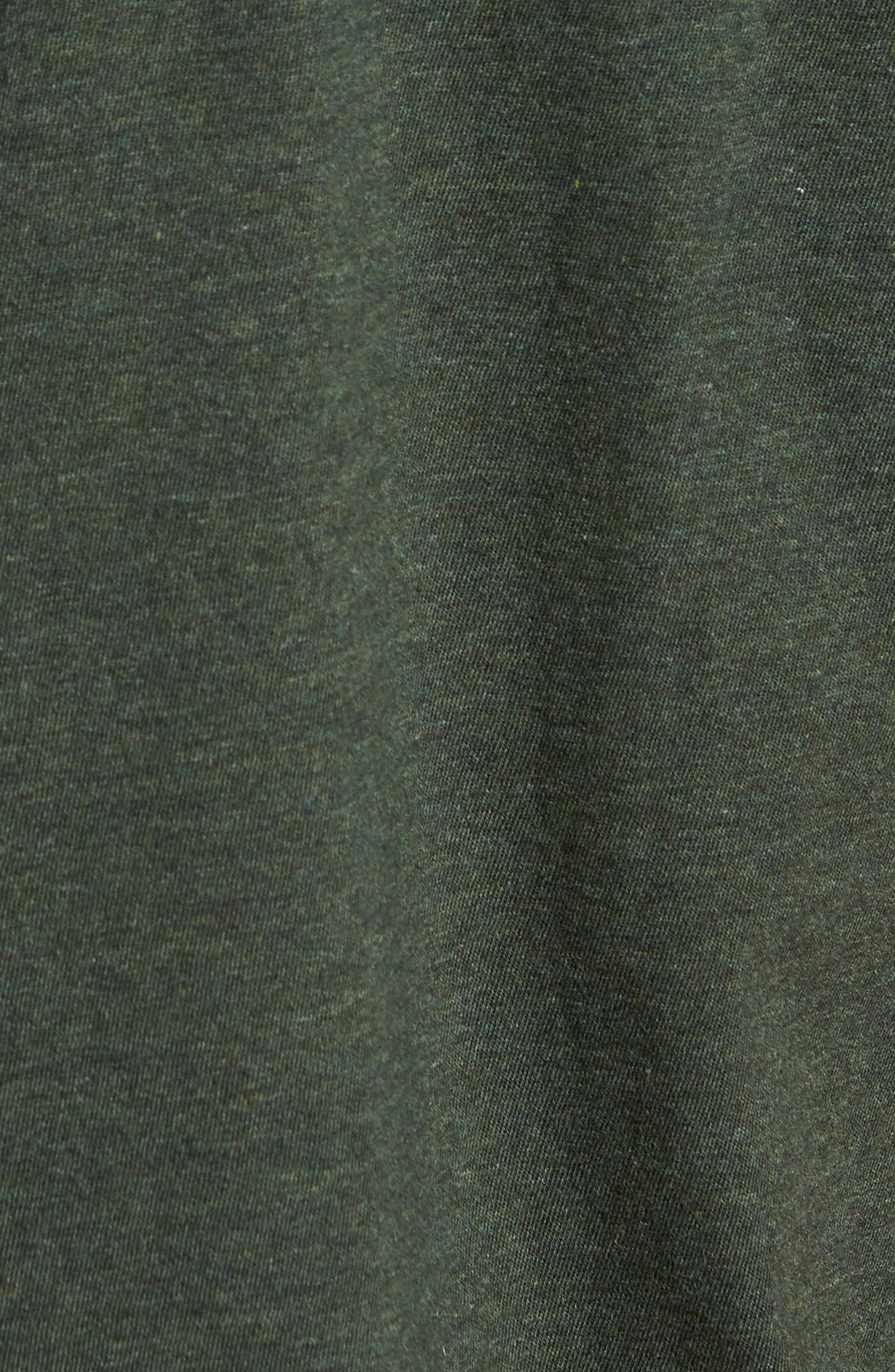 The Gunn T-Shirt,                             Alternate thumbnail 5, color,                             Moss