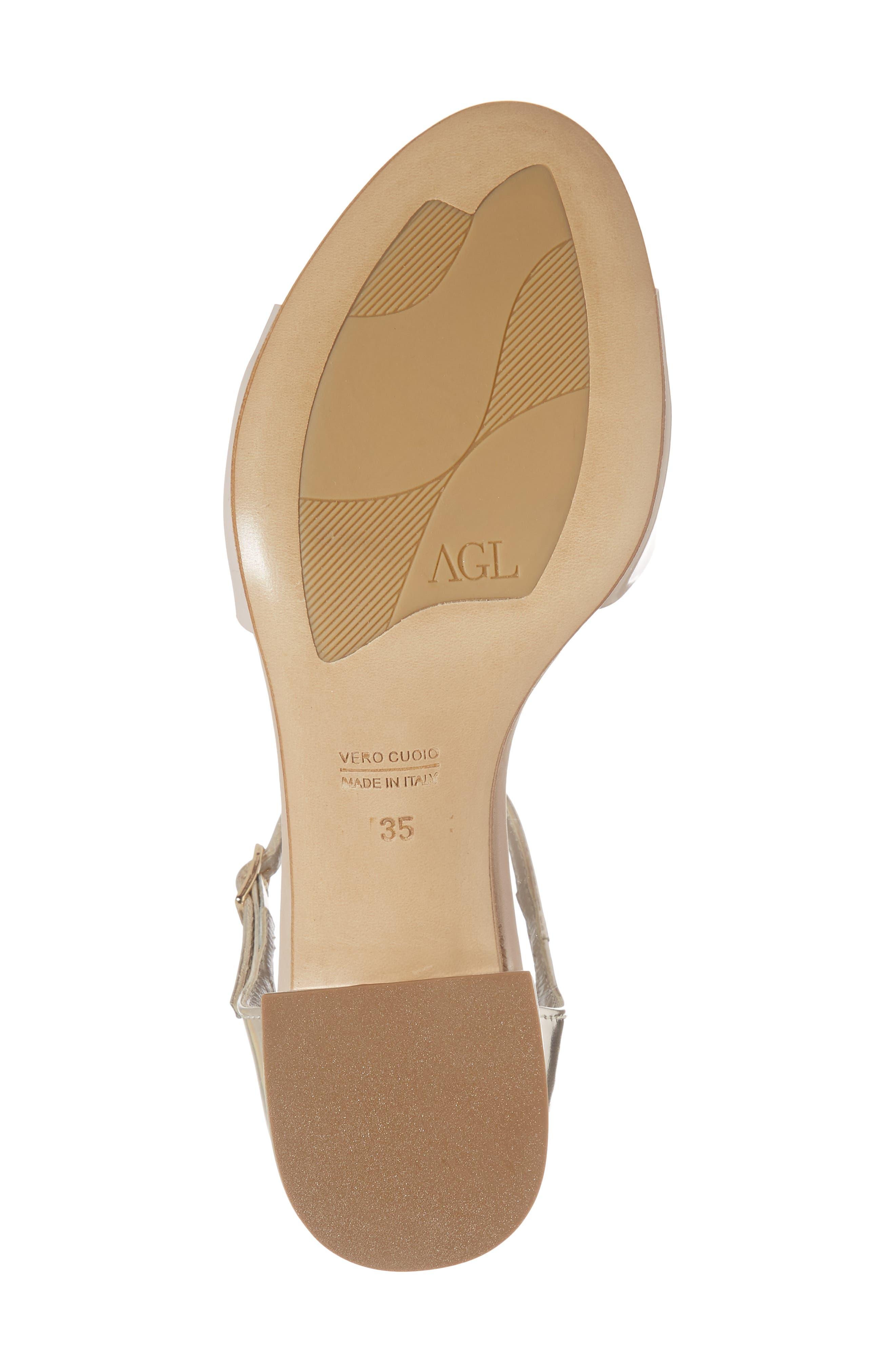 Alternate Image 6  - AGL Quarter Strap Sandal (Women)