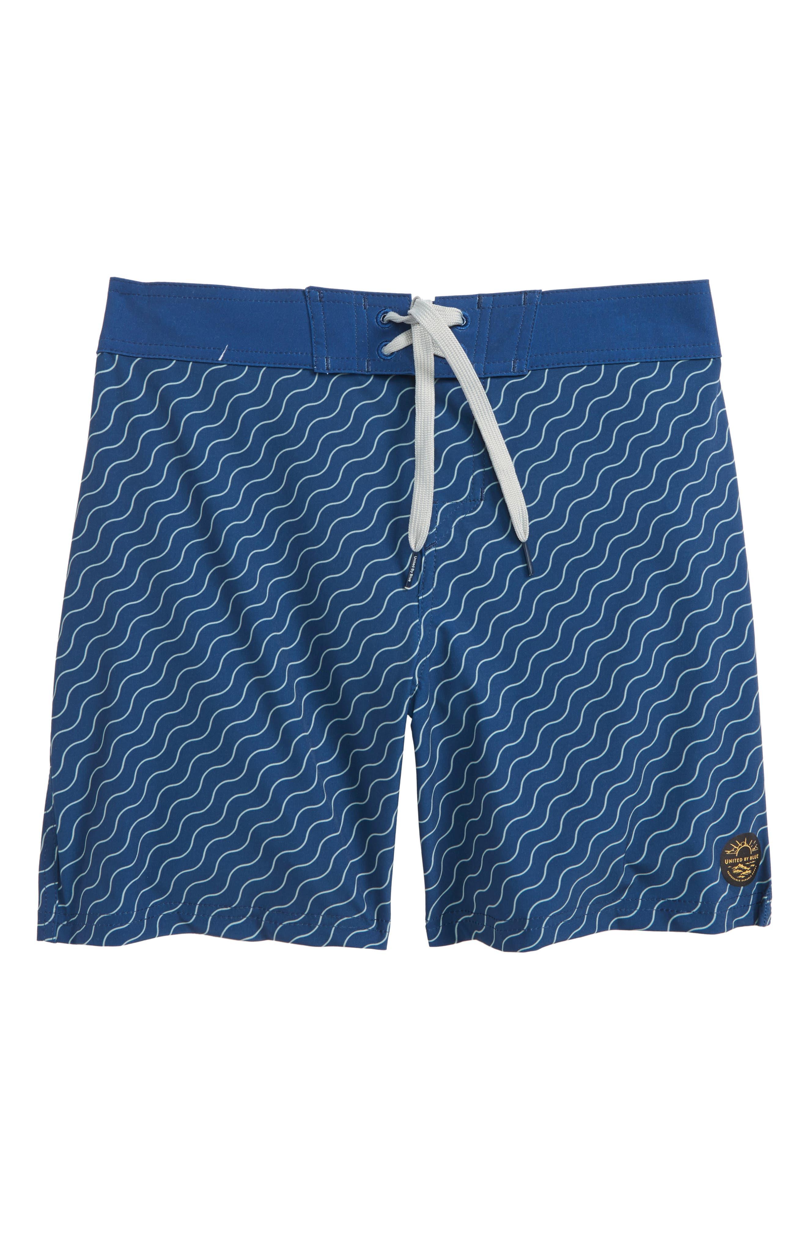 Stillwater Board Shorts,                             Main thumbnail 1, color,                             Navy