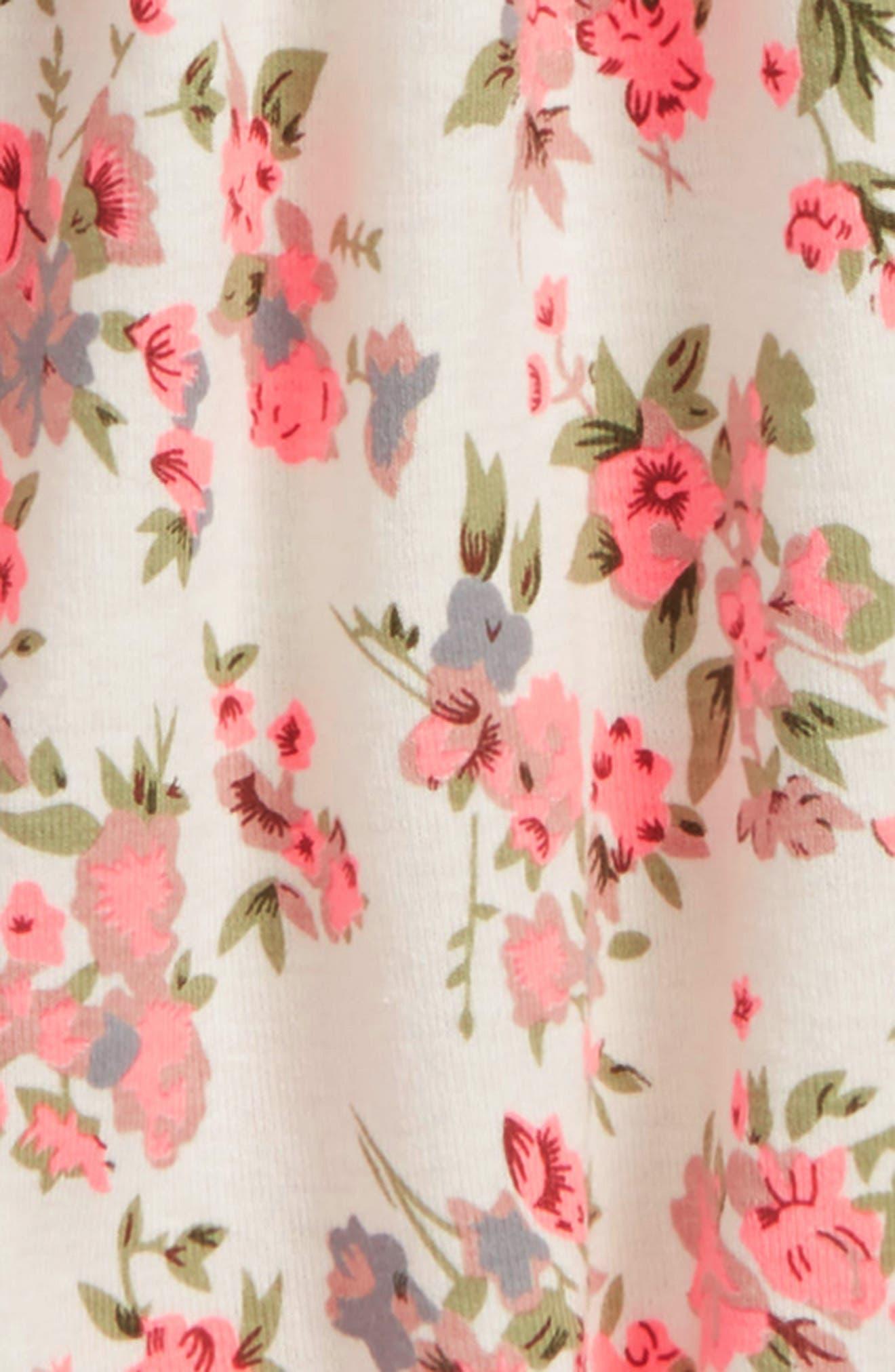 Peek Garden Dress,                             Alternate thumbnail 2, color,                             Ivory