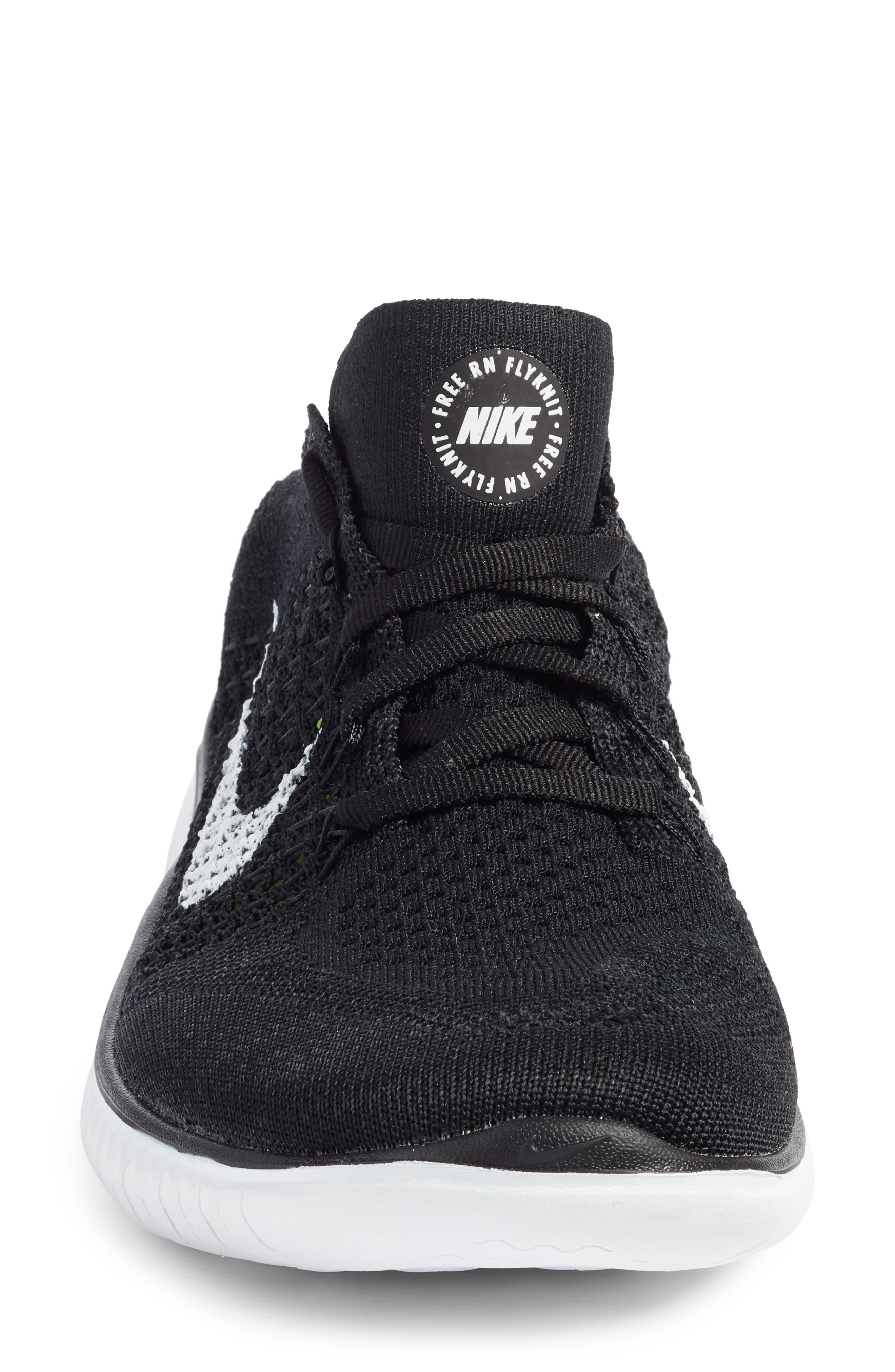Alternate Image 4  - Nike Free RN Flyknit 2018 Running Shoe (Women)