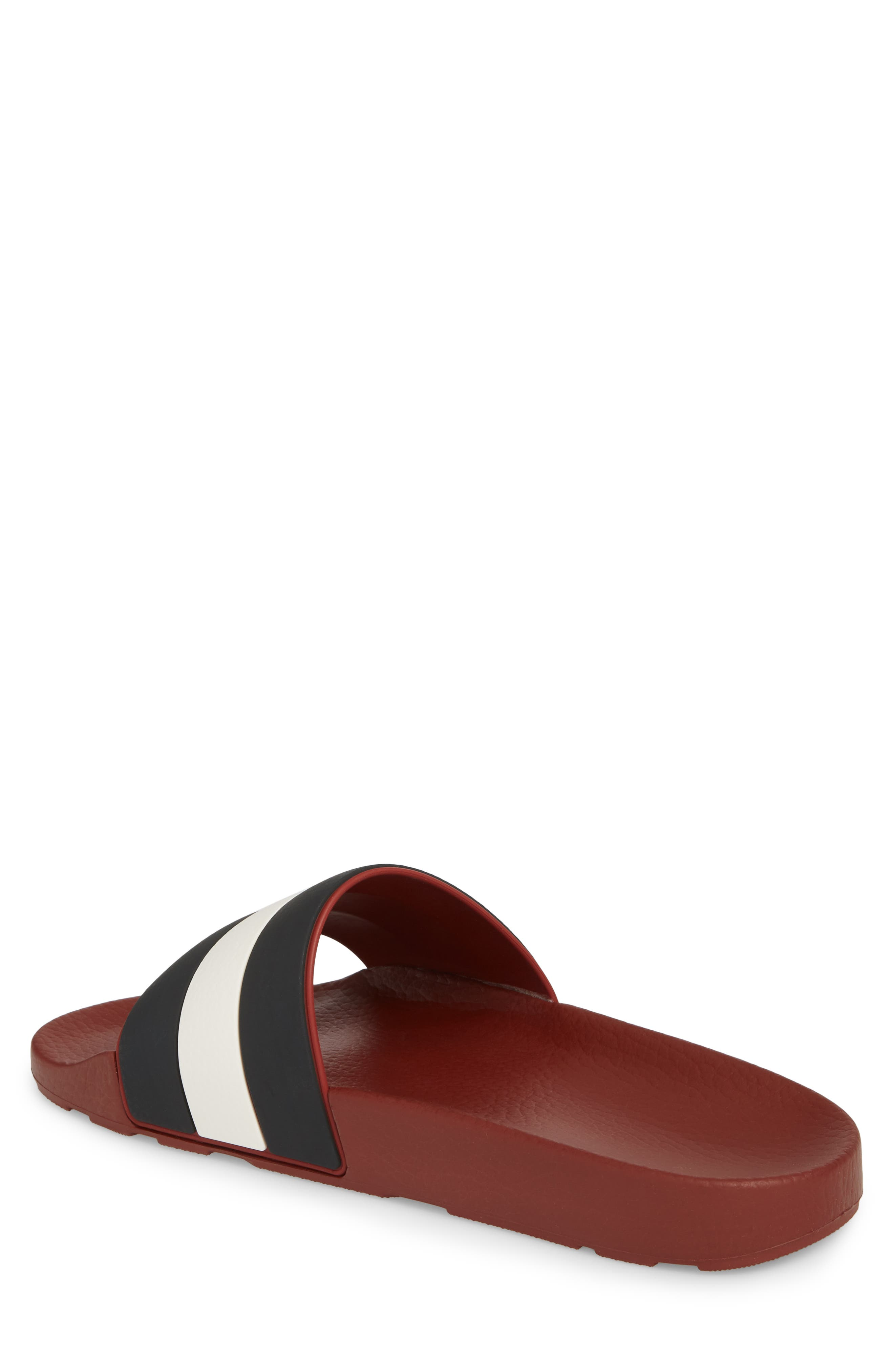 Sleter Sport Slide,                             Alternate thumbnail 2, color,                             Garnet