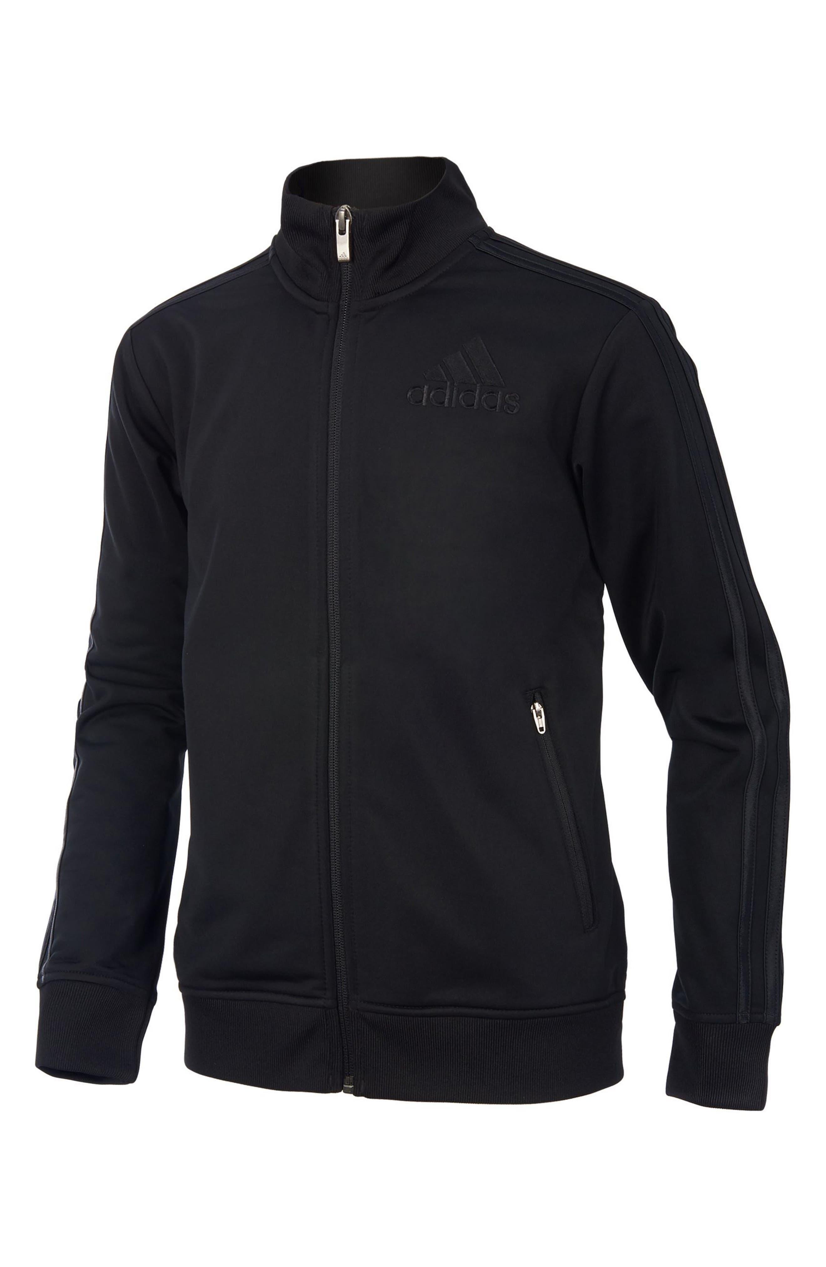 adidas Co-Ed Designator Jacket (Big Boys)