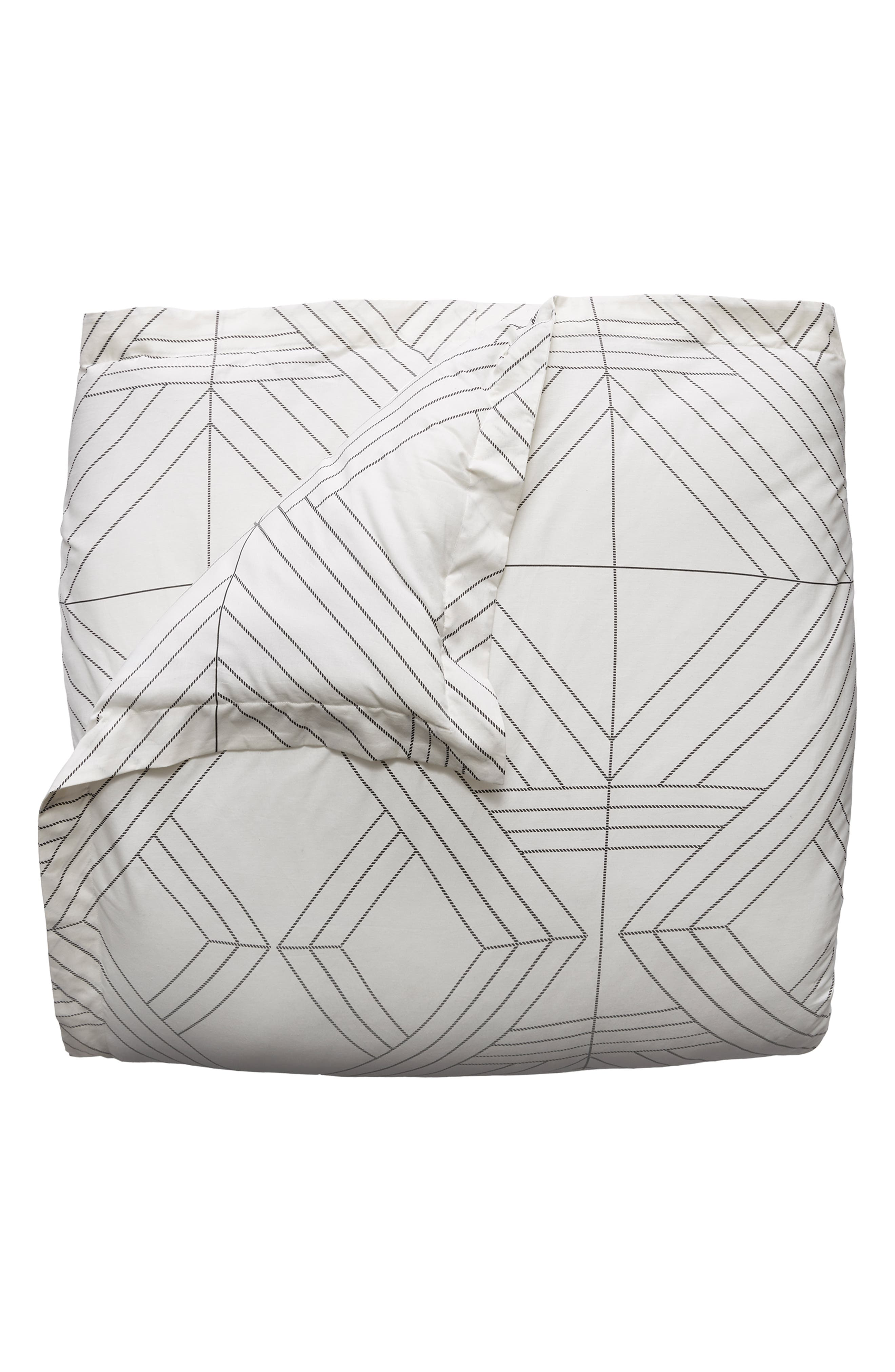 Alternate Image 3  - BCBGeneration Deco Diamonds Comforter Set