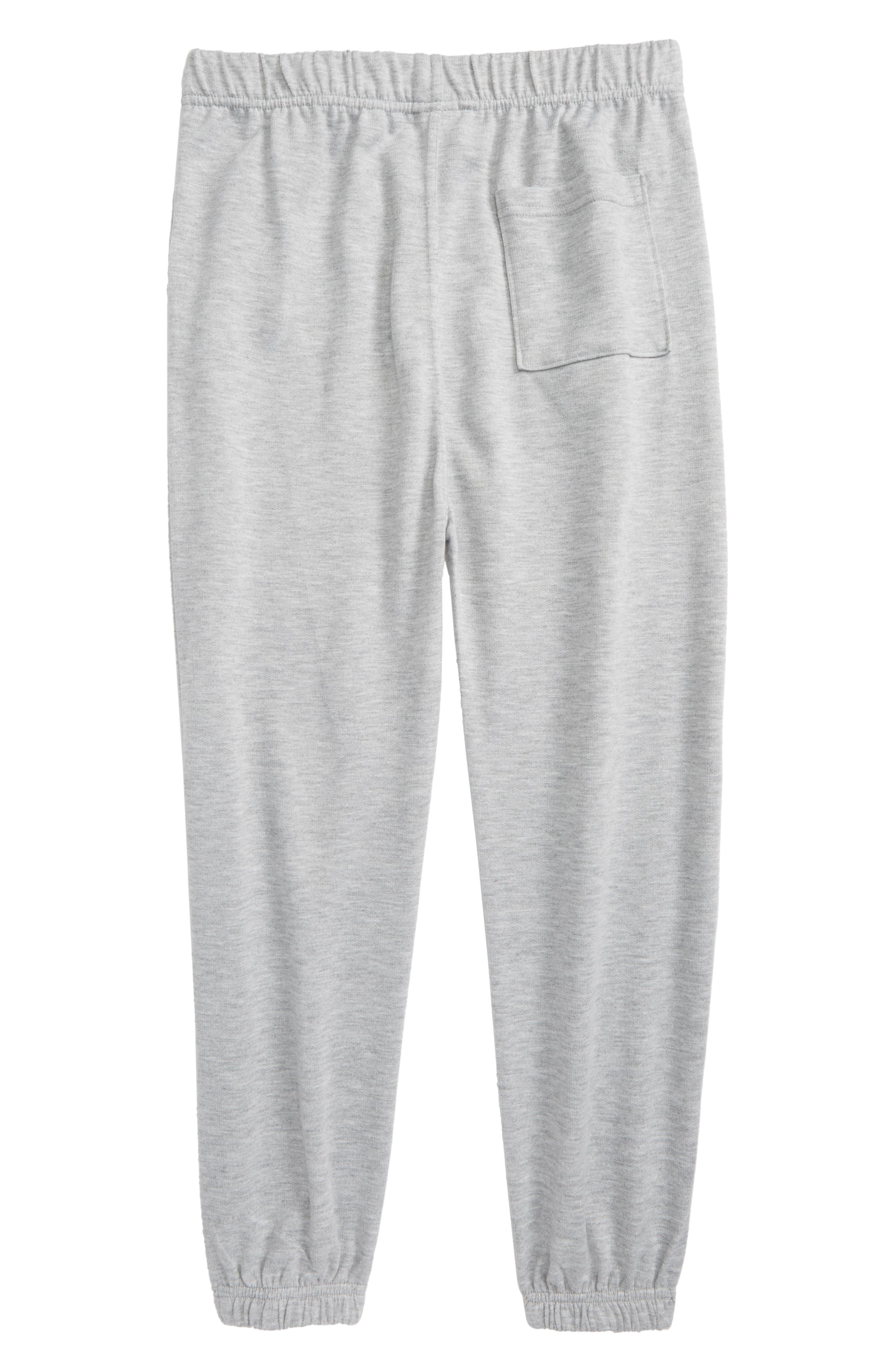 Jogger Pants,                             Alternate thumbnail 2, color,                             Grey Medium Heather