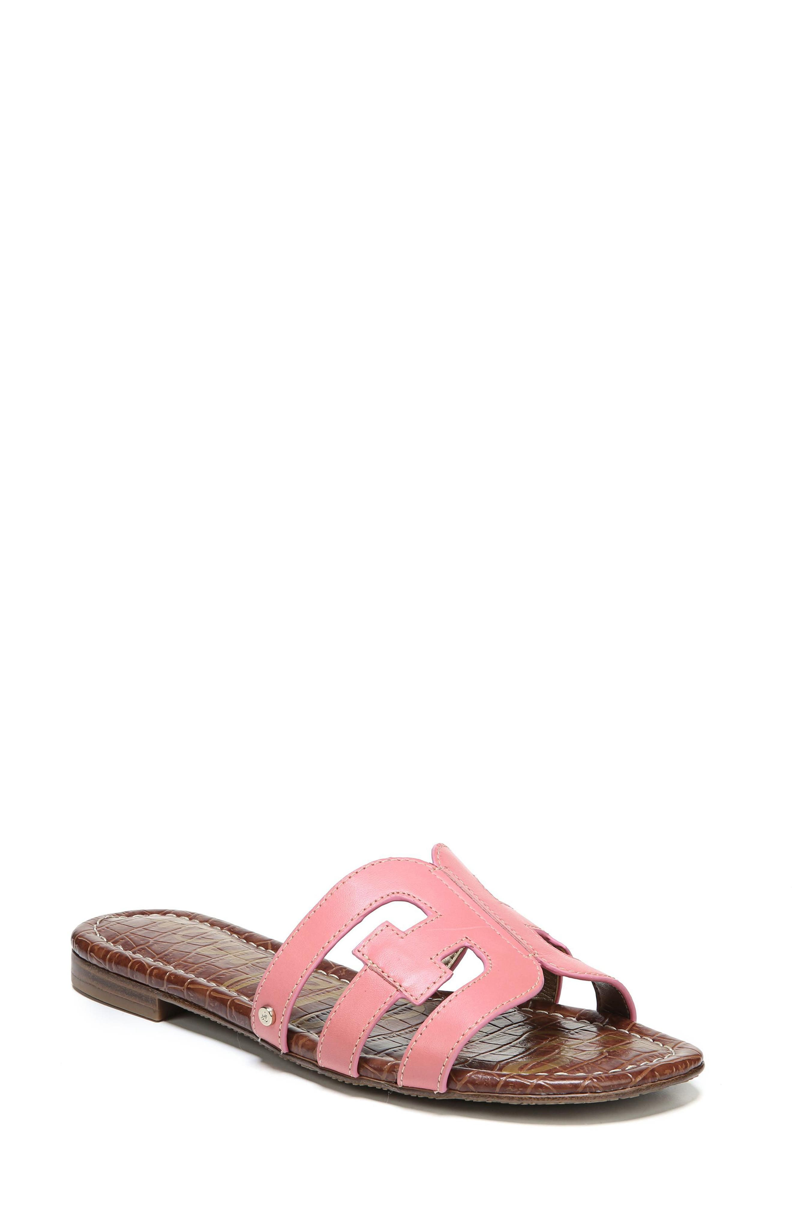 Sam Edelman Bay Cutout Slide Sandal (Women)