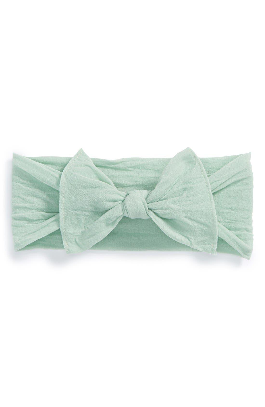 Alternate Image 1 Selected - Baby Bling Headband (Baby Girls)