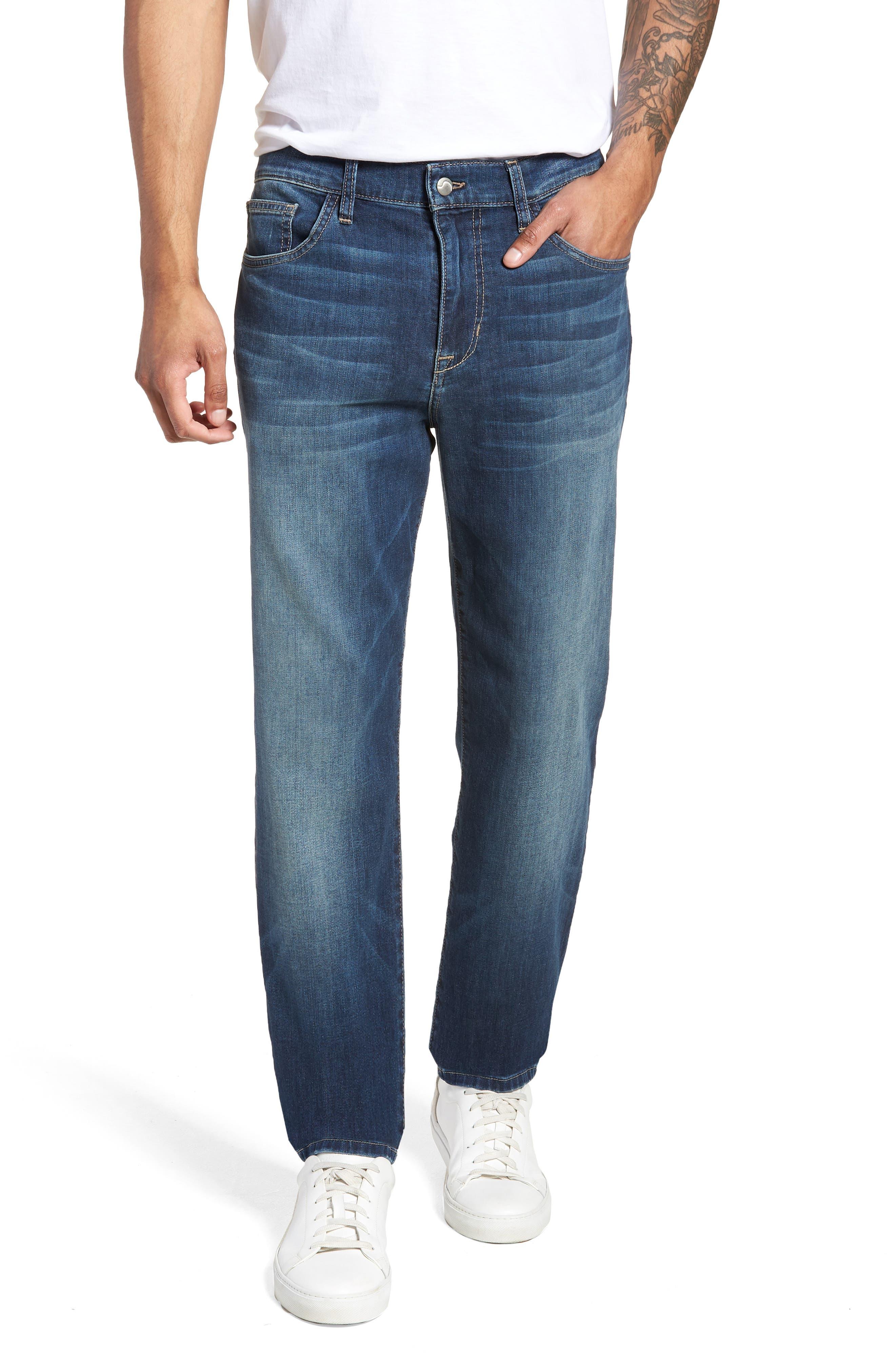 JOE'S Men'S The Folsom Straight-Leg Jeans in Brady