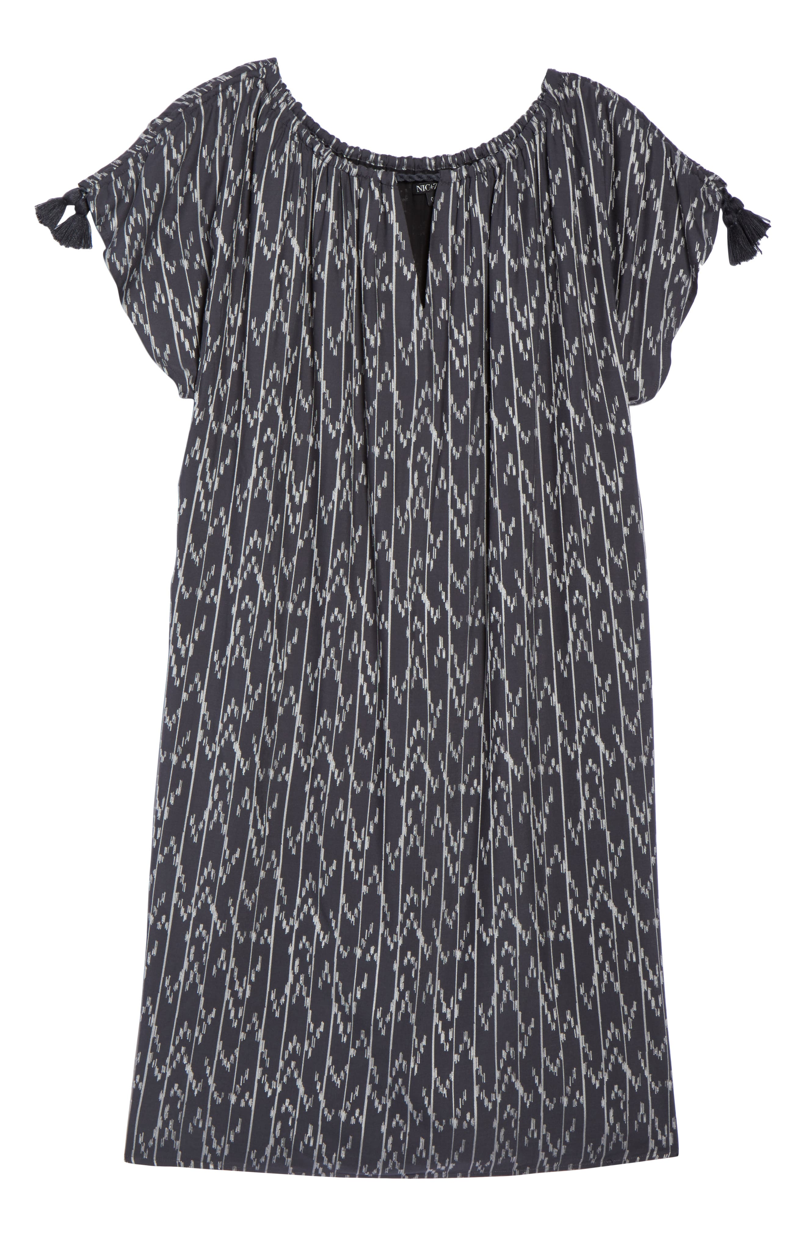 Market Shift Dress,                             Alternate thumbnail 6, color,                             Multi