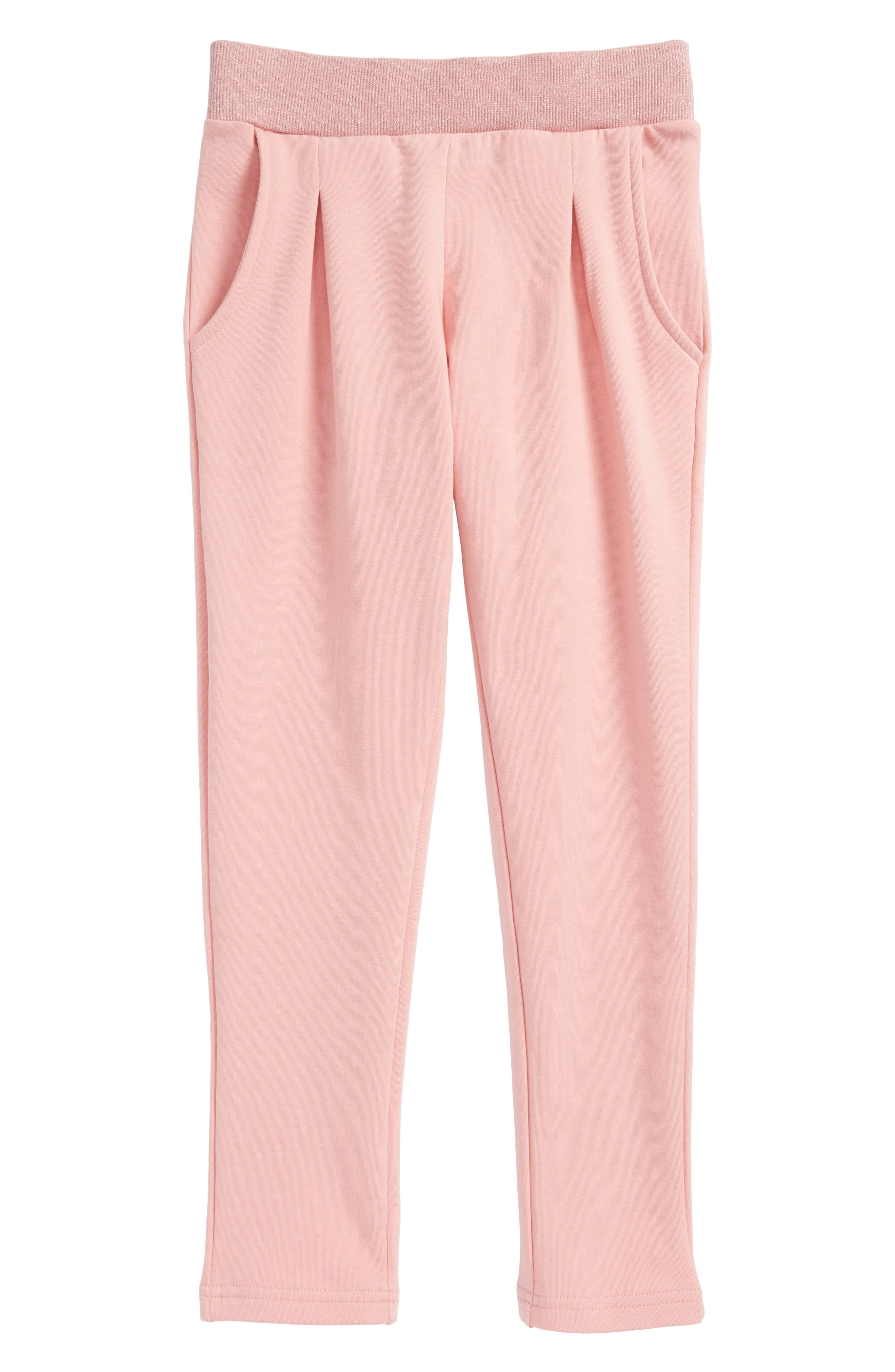Wheat Nille Sweatpants (Toddler Girls, Little Girls & Big Girls)