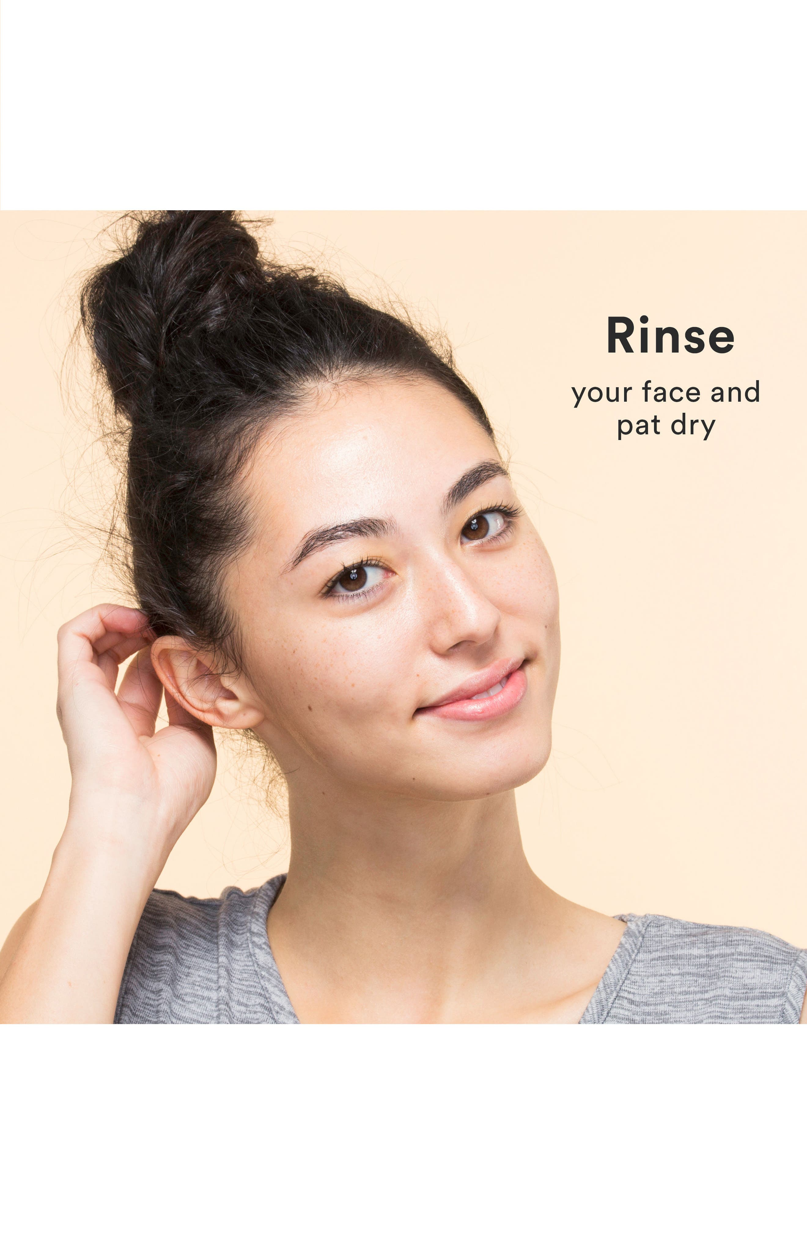 Julep<sup>™</sup> love your bare face Hydrating Cleansing Oil,                             Alternate thumbnail 5, color,                             No Color