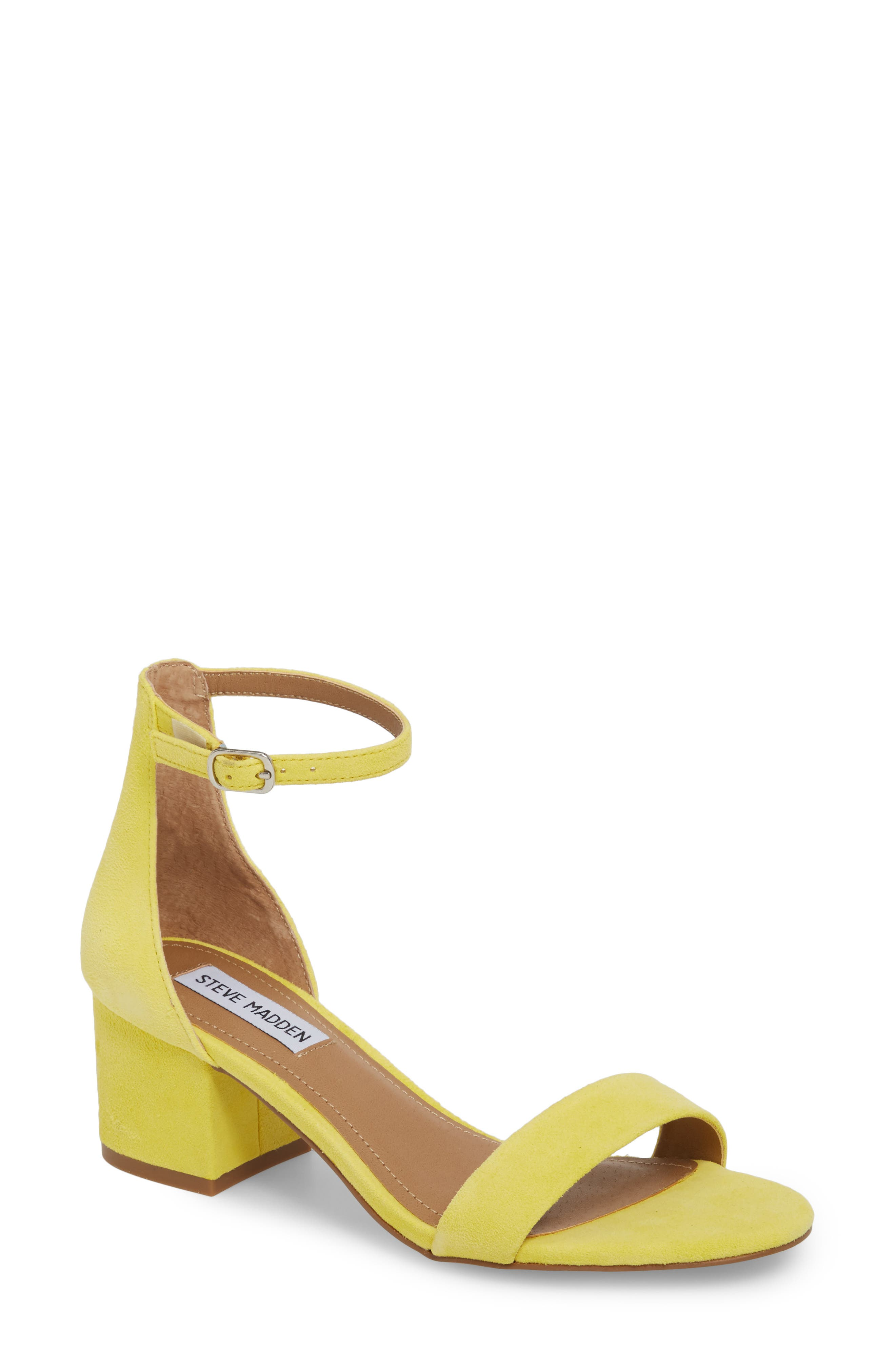 Womens Patrizia Alexandra Sandals Yellow UVW81443