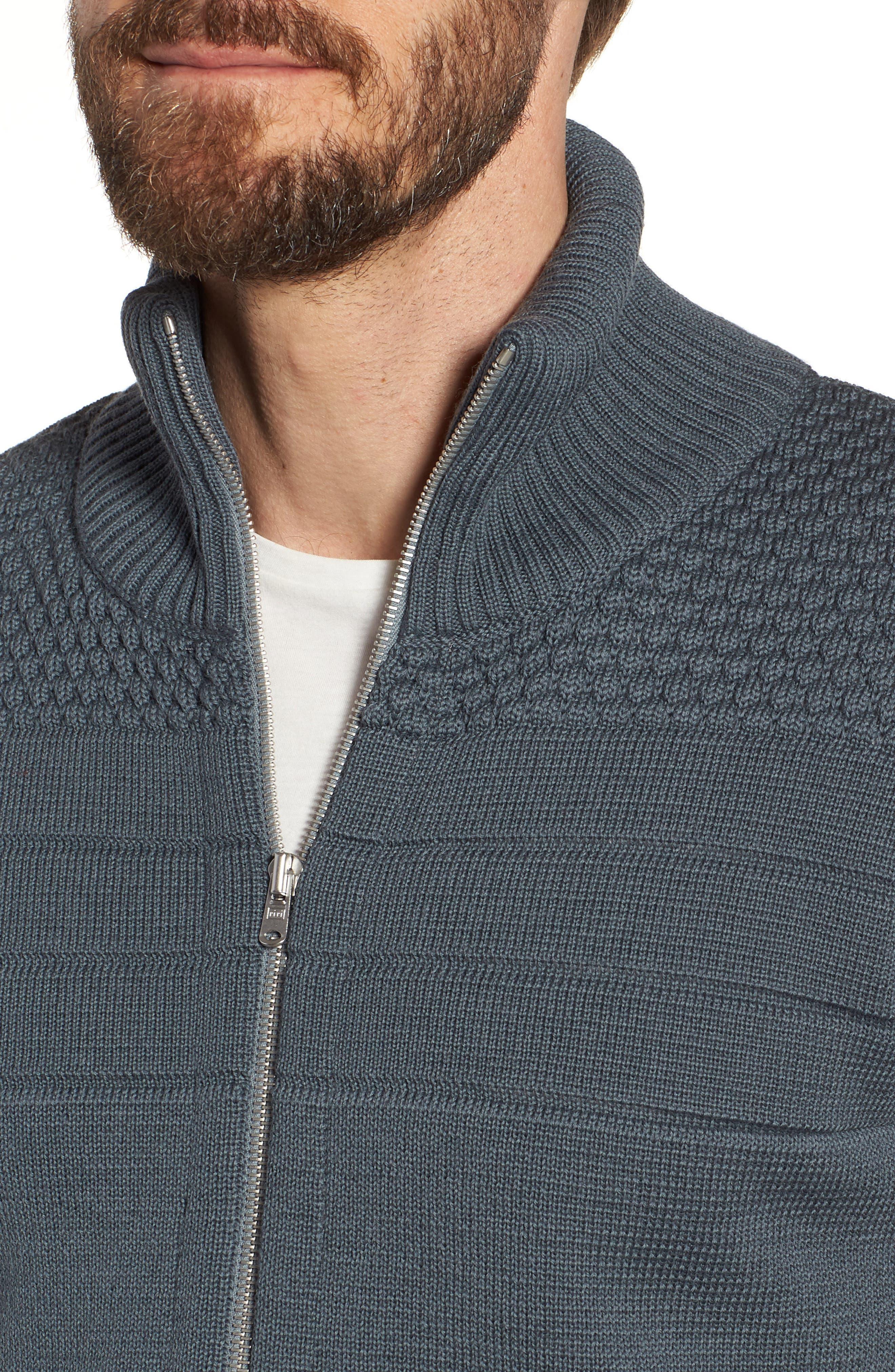 Torso Jacket,                             Alternate thumbnail 4, color,                             Uniform Grey
