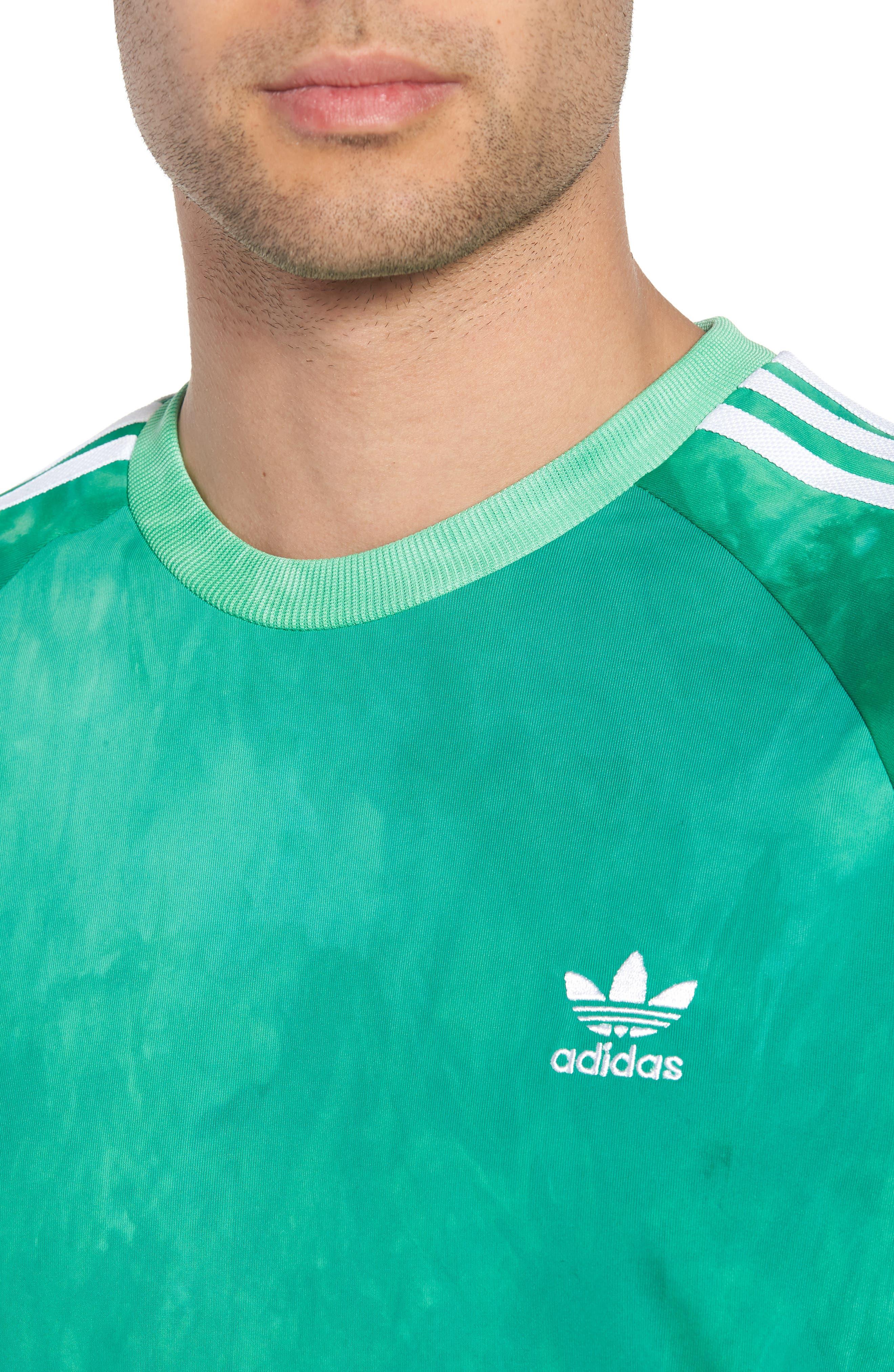 Hu Holi T-Shirt,                             Alternate thumbnail 4, color,                             Green