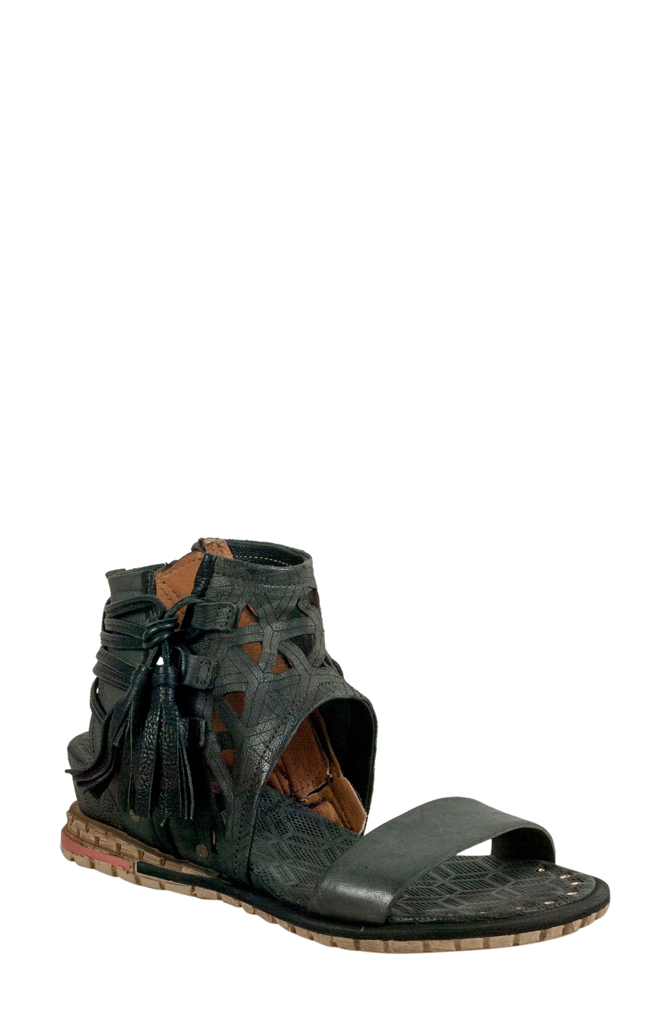 A.S.98 Petrona Ankle Shield Sandal (Women)