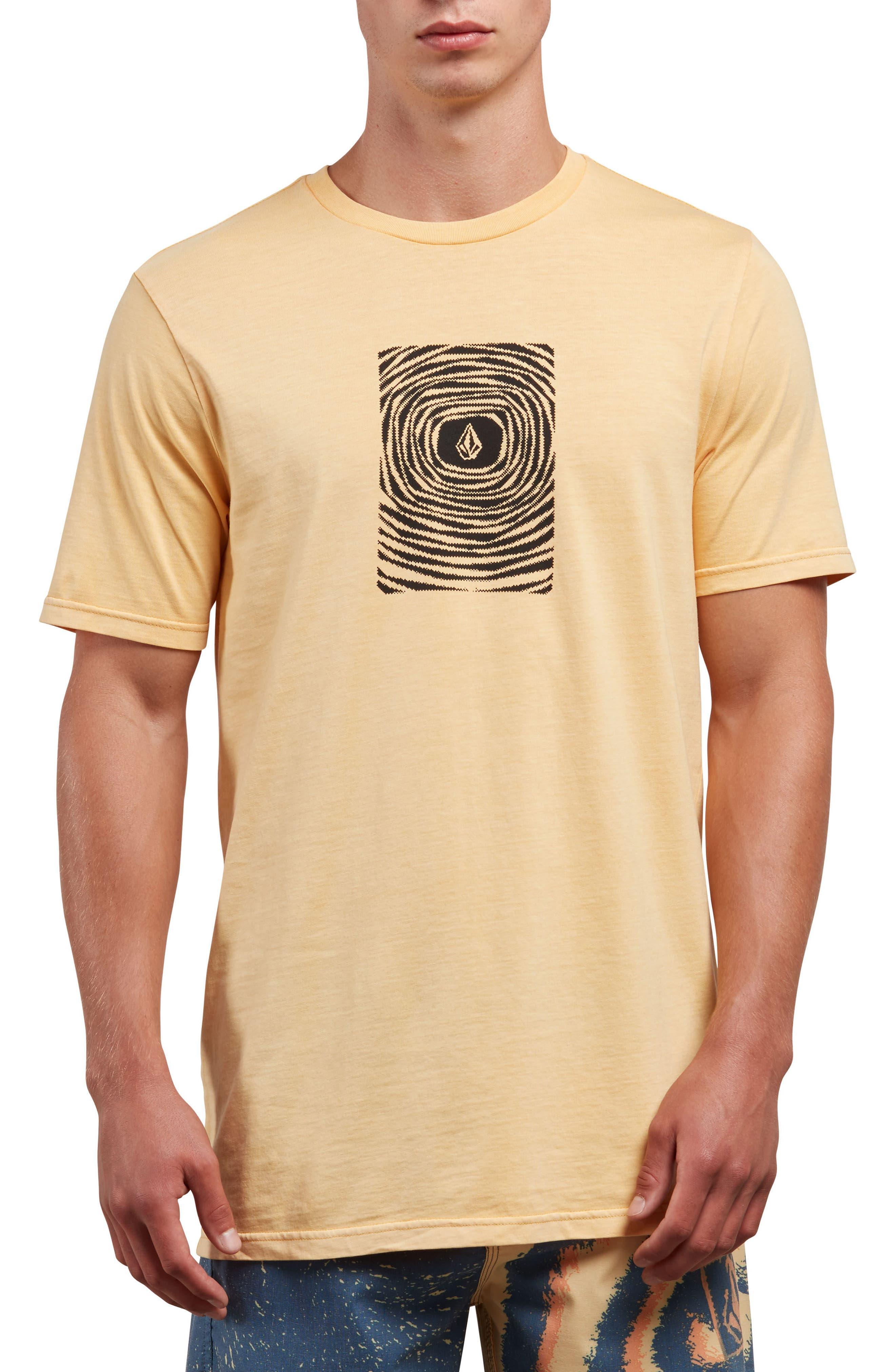 Engulf T-Shirt,                             Main thumbnail 1, color,                             Sunburst