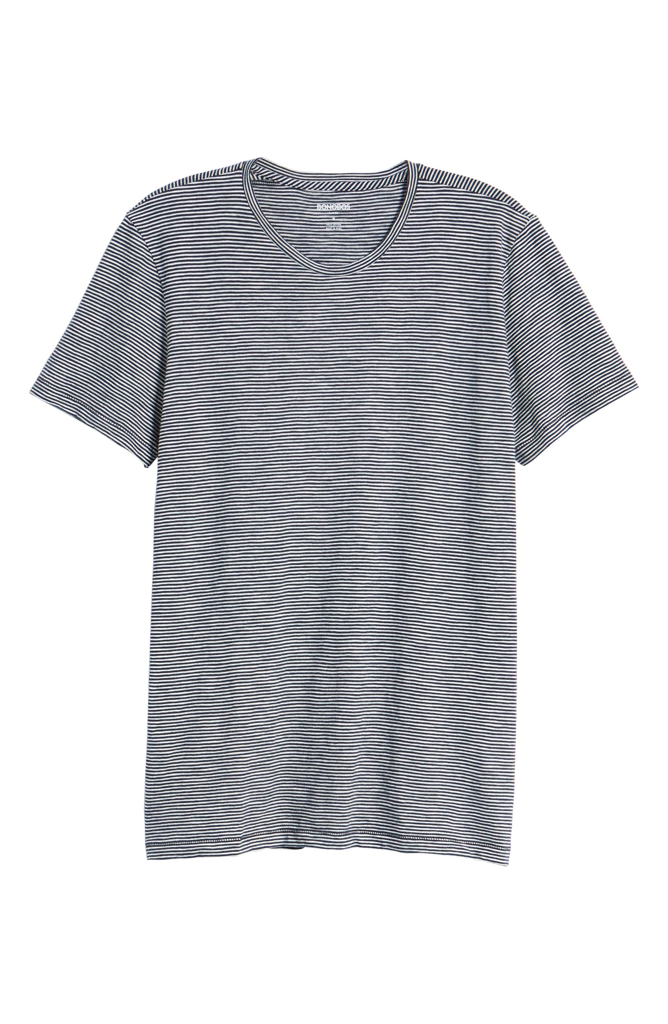 Stripe T-Shirt,                             Alternate thumbnail 6, color,                             Paddleboard Stripe Tee